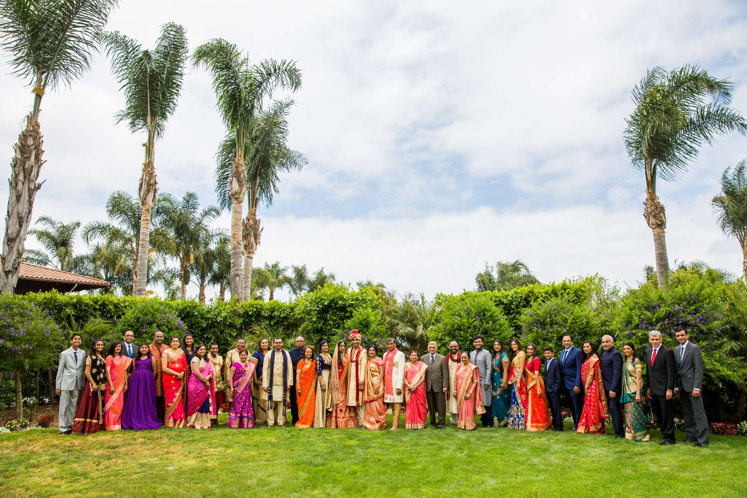 The Westin Carlsbad Resort and Spa Wedding coordinated by Shilpa Patel Events, Ami and Amit Wedding Photo #160 by True Photography