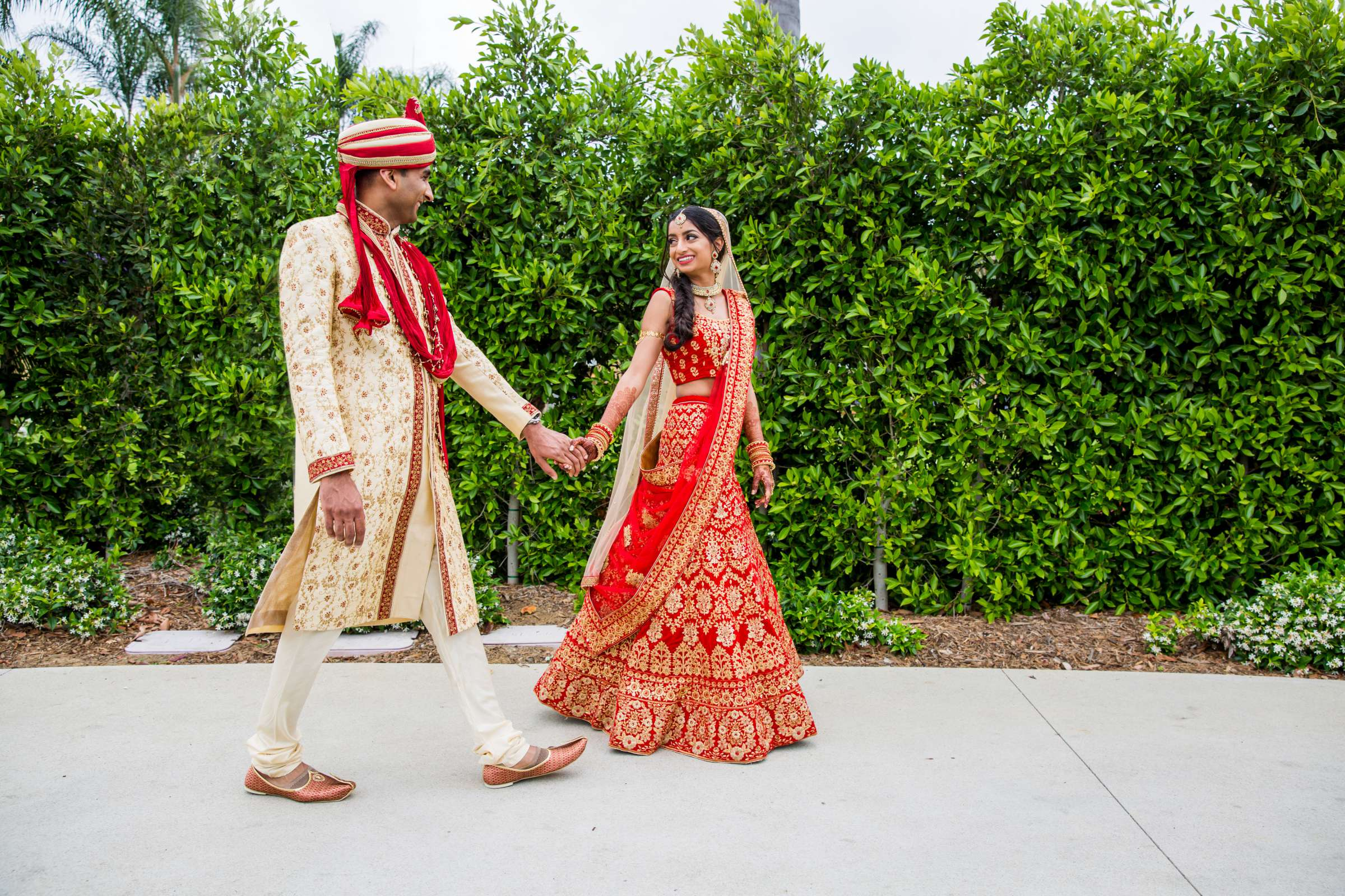 The Westin Carlsbad Resort and Spa Wedding coordinated by Shilpa Patel Events, Ami and Amit Wedding Photo #161 by True Photography