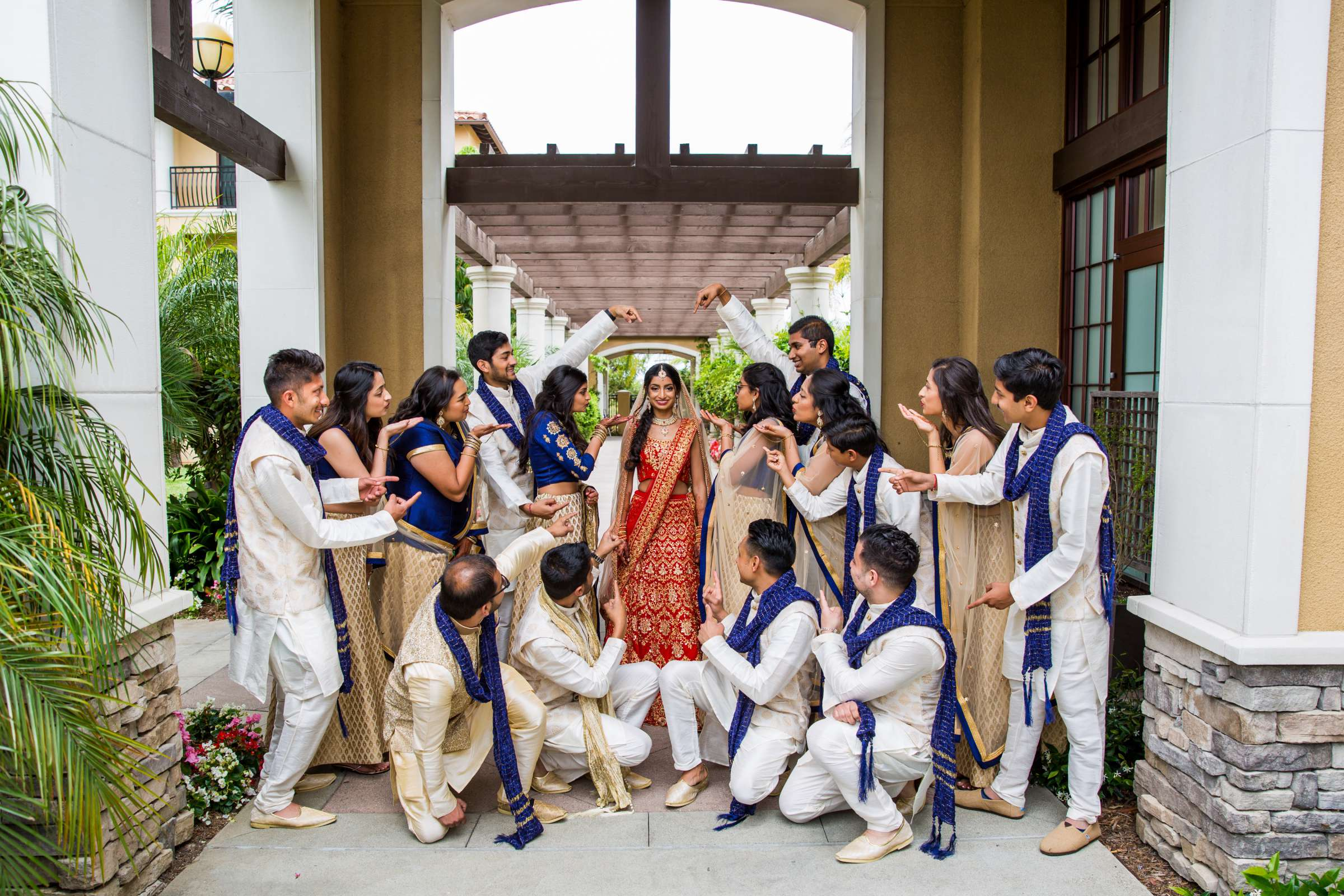 The Westin Carlsbad Resort and Spa Wedding coordinated by Shilpa Patel Events, Ami and Amit Wedding Photo #164 by True Photography