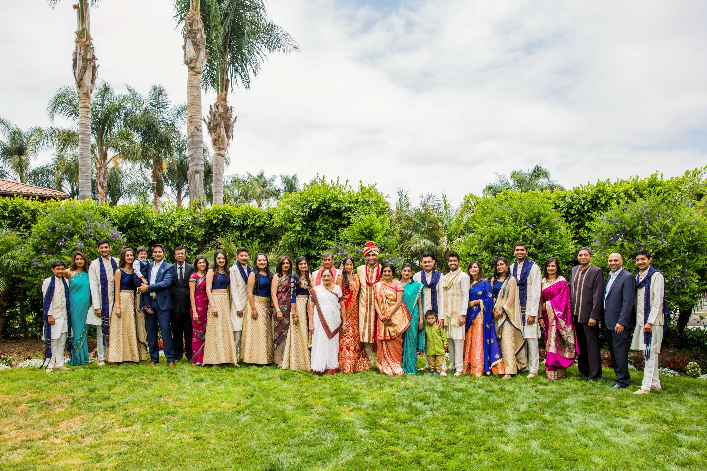 The Westin Carlsbad Resort and Spa Wedding coordinated by Shilpa Patel Events, Ami and Amit Wedding Photo #173 by True Photography