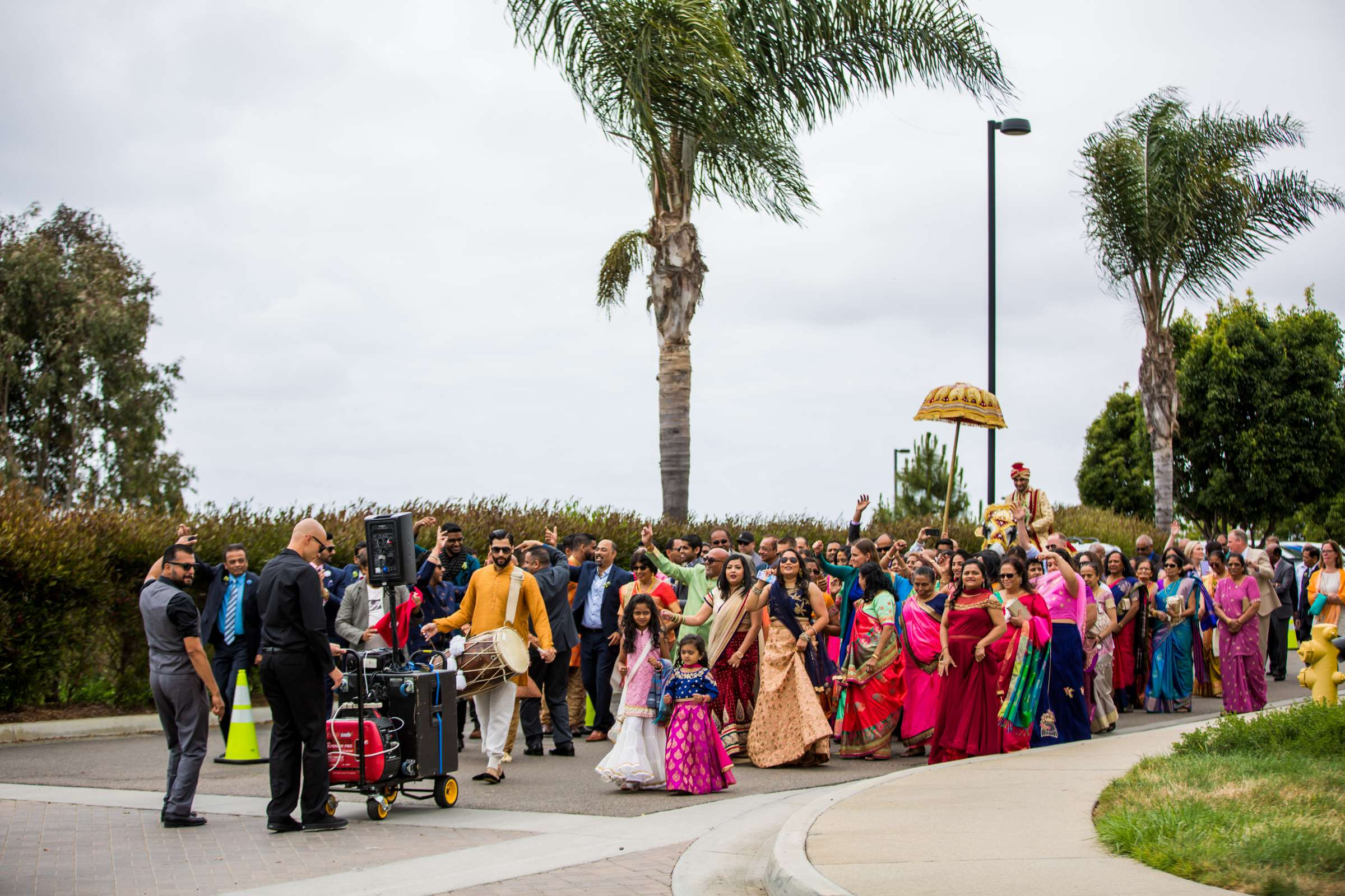 The Westin Carlsbad Resort and Spa Wedding coordinated by Shilpa Patel Events, Ami and Amit Wedding Photo #188 by True Photography