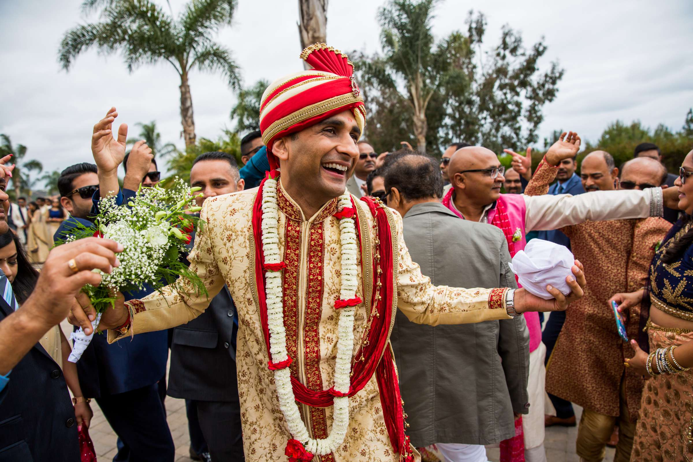 The Westin Carlsbad Resort and Spa Wedding coordinated by Shilpa Patel Events, Ami and Amit Wedding Photo #193 by True Photography