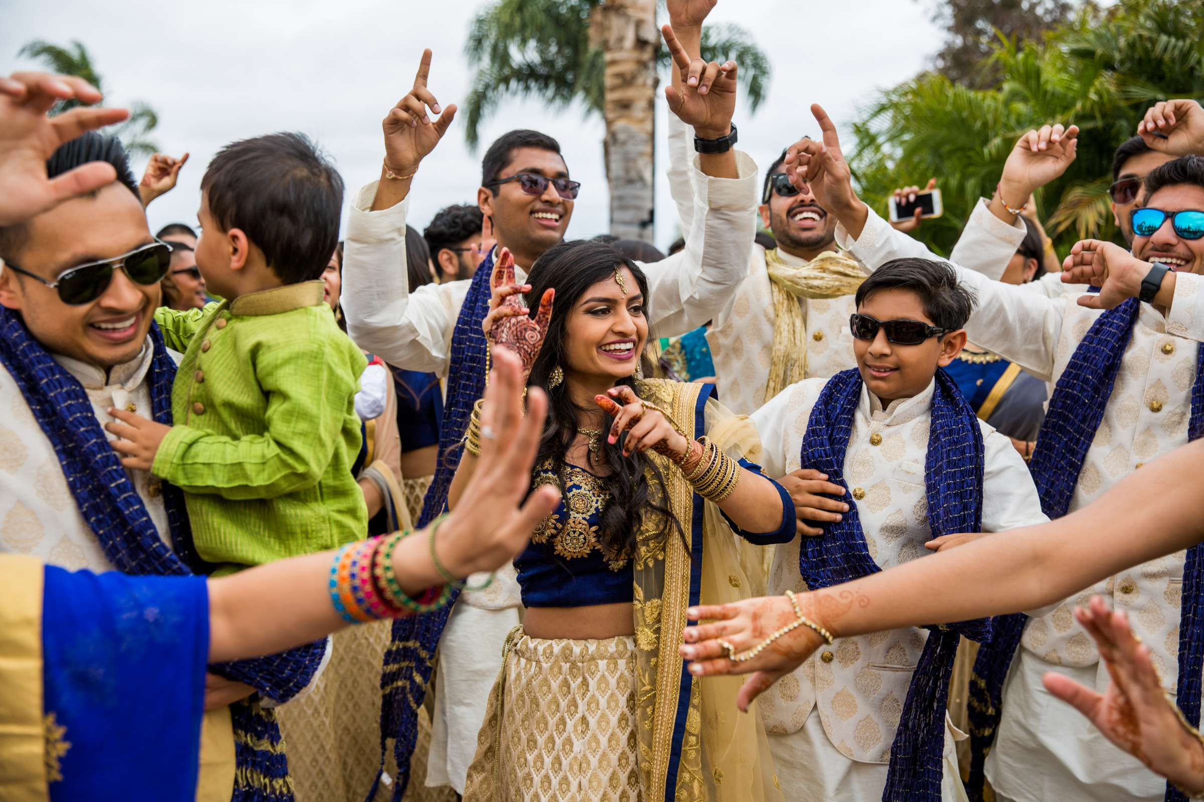 The Westin Carlsbad Resort and Spa Wedding coordinated by Shilpa Patel Events, Ami and Amit Wedding Photo #195 by True Photography