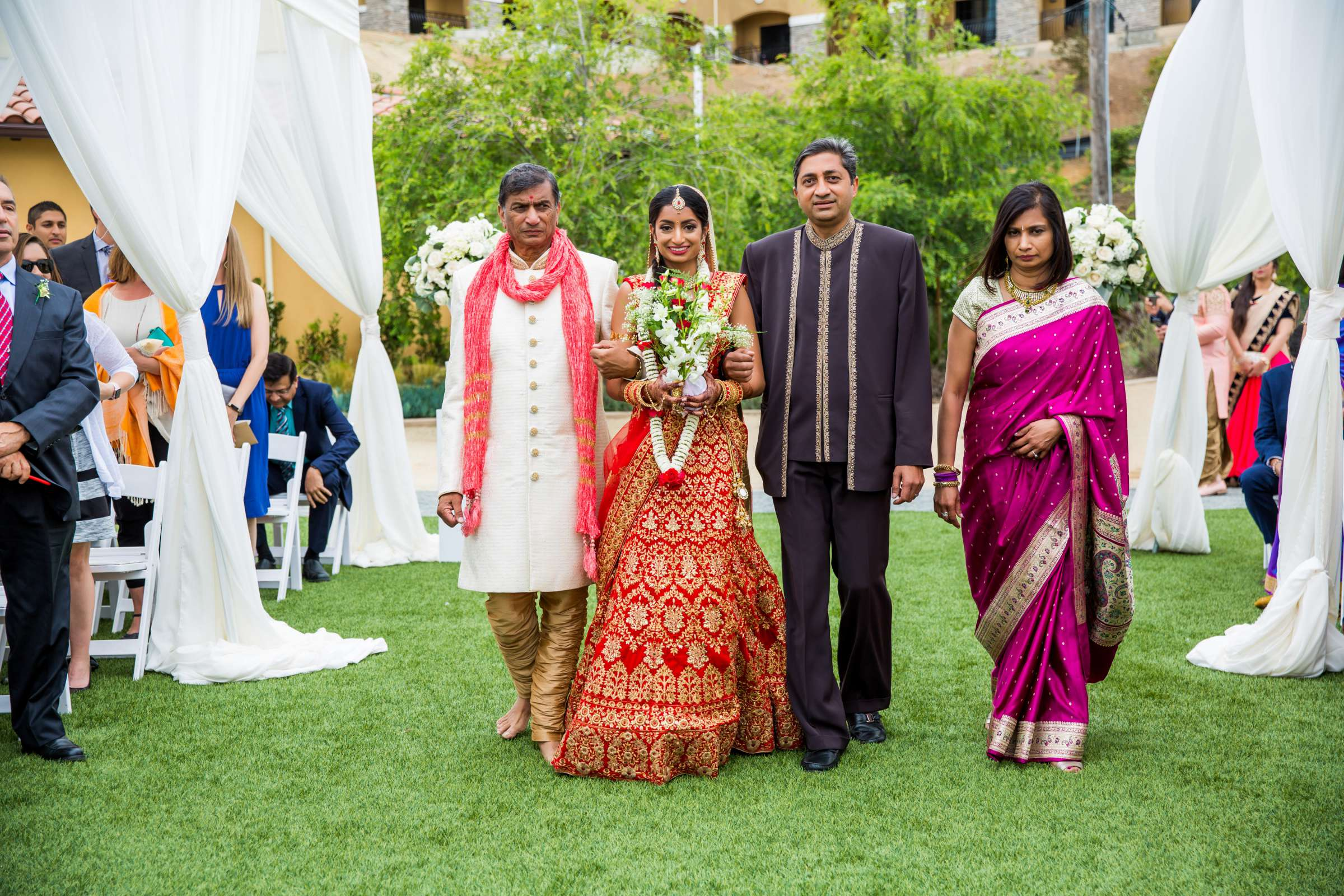 The Westin Carlsbad Resort and Spa Wedding coordinated by Shilpa Patel Events, Ami and Amit Wedding Photo #204 by True Photography