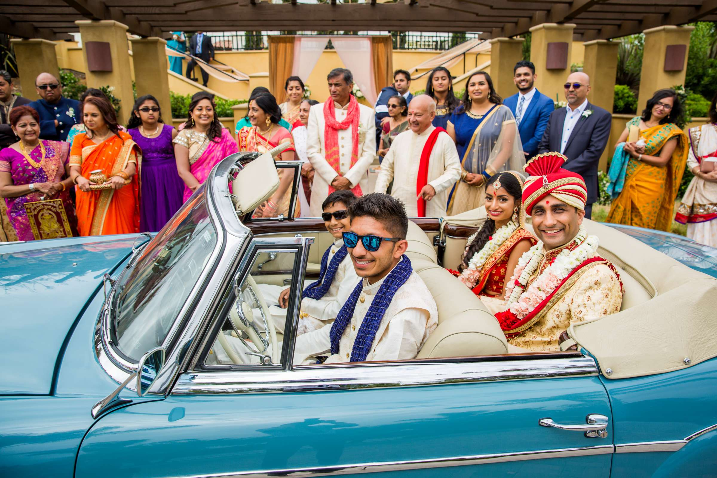 The Westin Carlsbad Resort and Spa Wedding coordinated by Shilpa Patel Events, Ami and Amit Wedding Photo #218 by True Photography