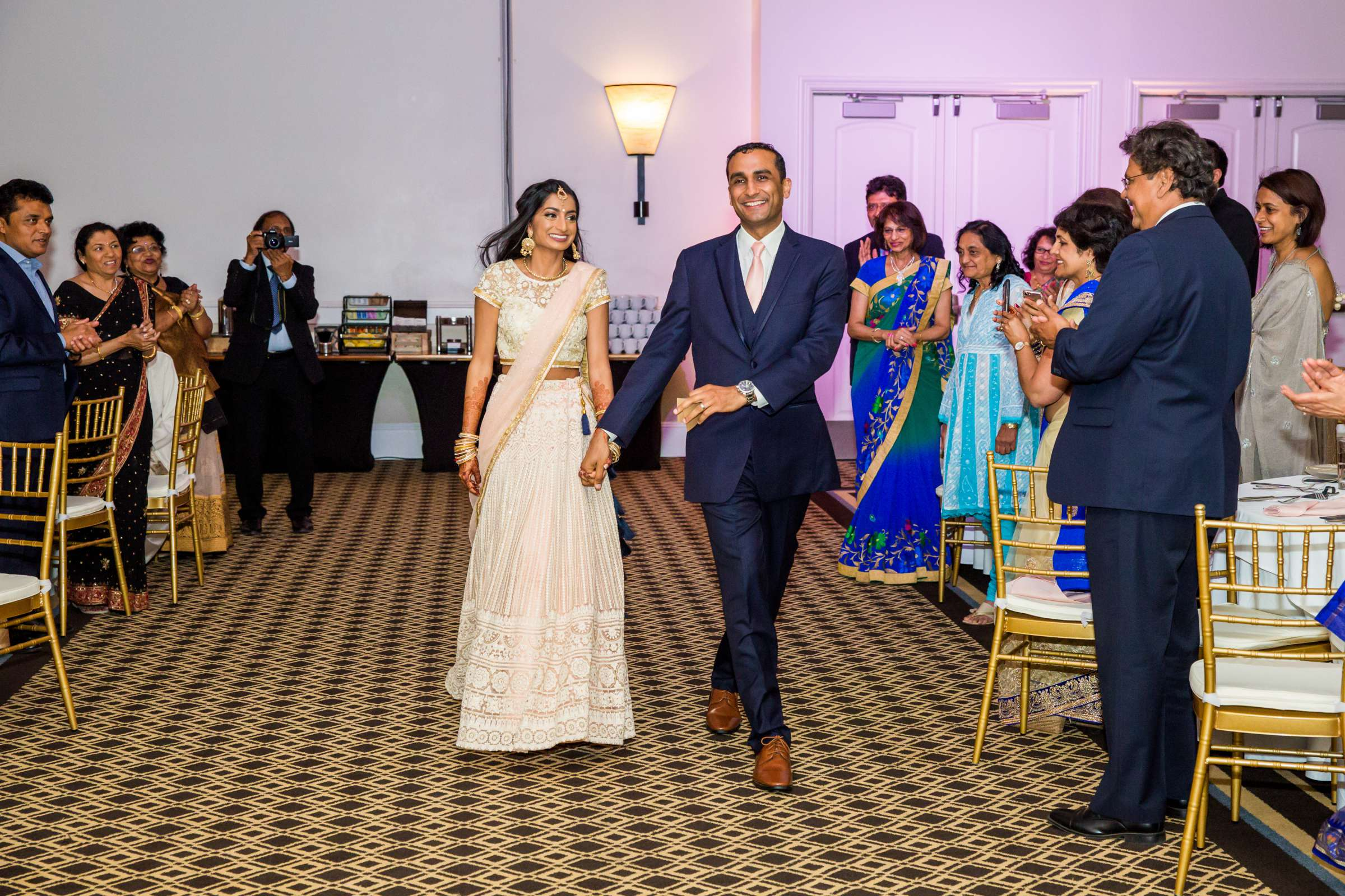 The Westin Carlsbad Resort and Spa Wedding coordinated by Shilpa Patel Events, Ami and Amit Wedding Photo #223 by True Photography