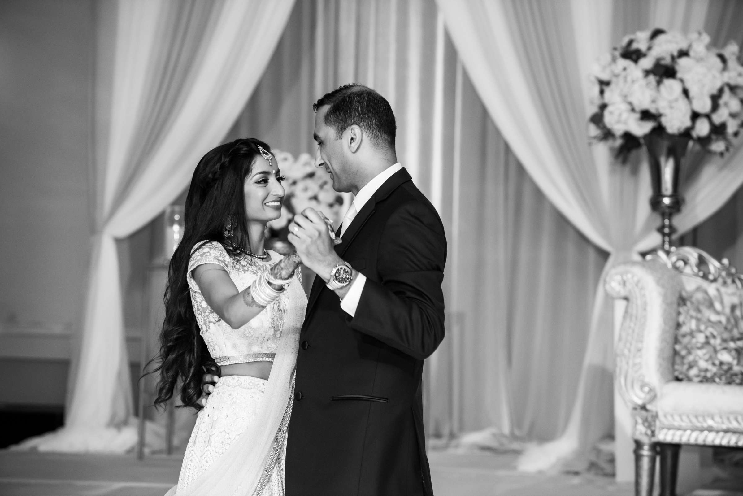 The Westin Carlsbad Resort and Spa Wedding coordinated by Shilpa Patel Events, Ami and Amit Wedding Photo #225 by True Photography