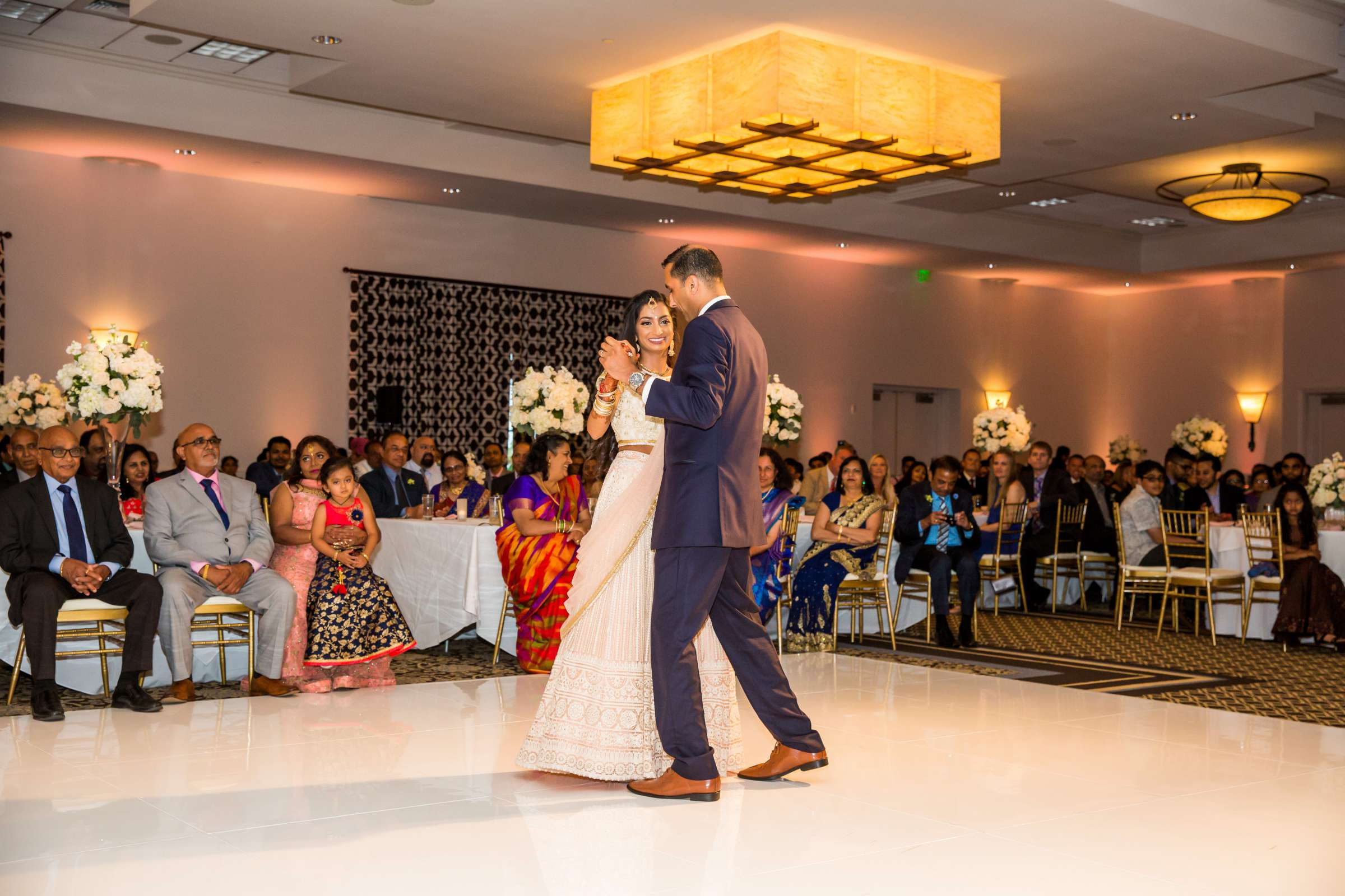 The Westin Carlsbad Resort and Spa Wedding coordinated by Shilpa Patel Events, Ami and Amit Wedding Photo #226 by True Photography