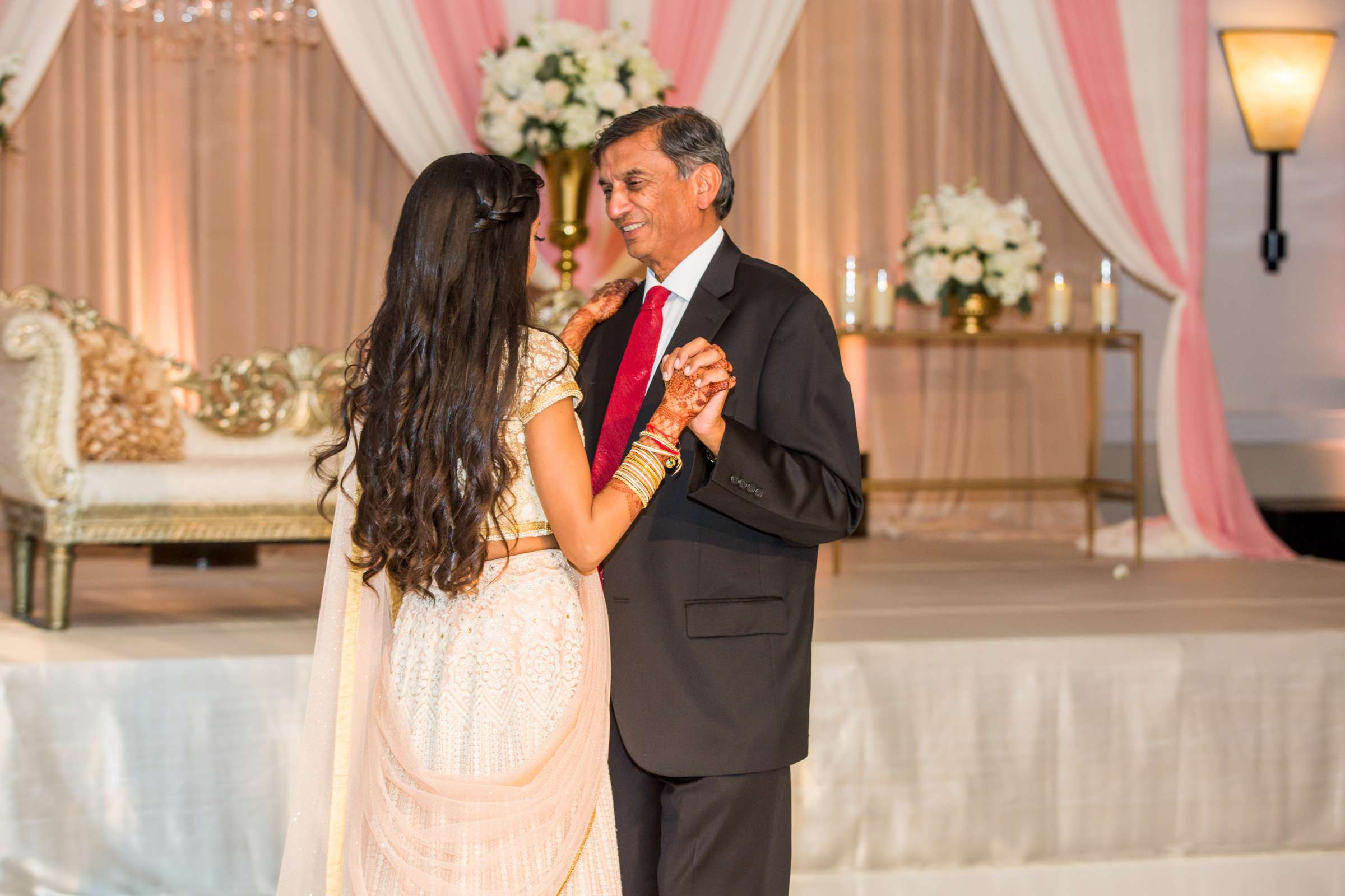 The Westin Carlsbad Resort and Spa Wedding coordinated by Shilpa Patel Events, Ami and Amit Wedding Photo #230 by True Photography