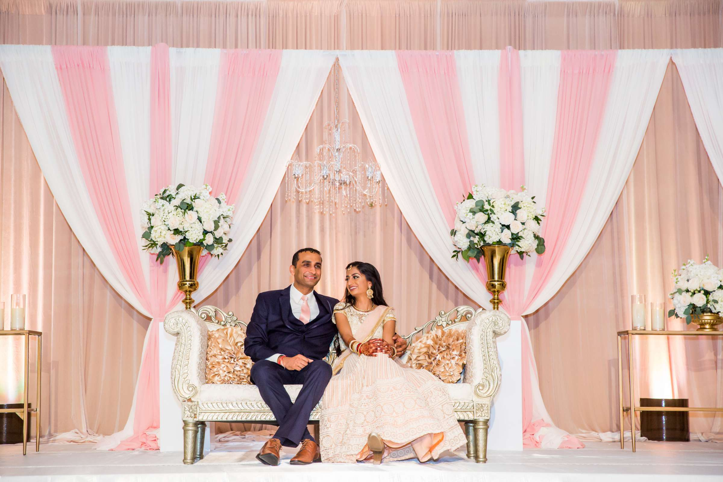 The Westin Carlsbad Resort and Spa Wedding coordinated by Shilpa Patel Events, Ami and Amit Wedding Photo #234 by True Photography