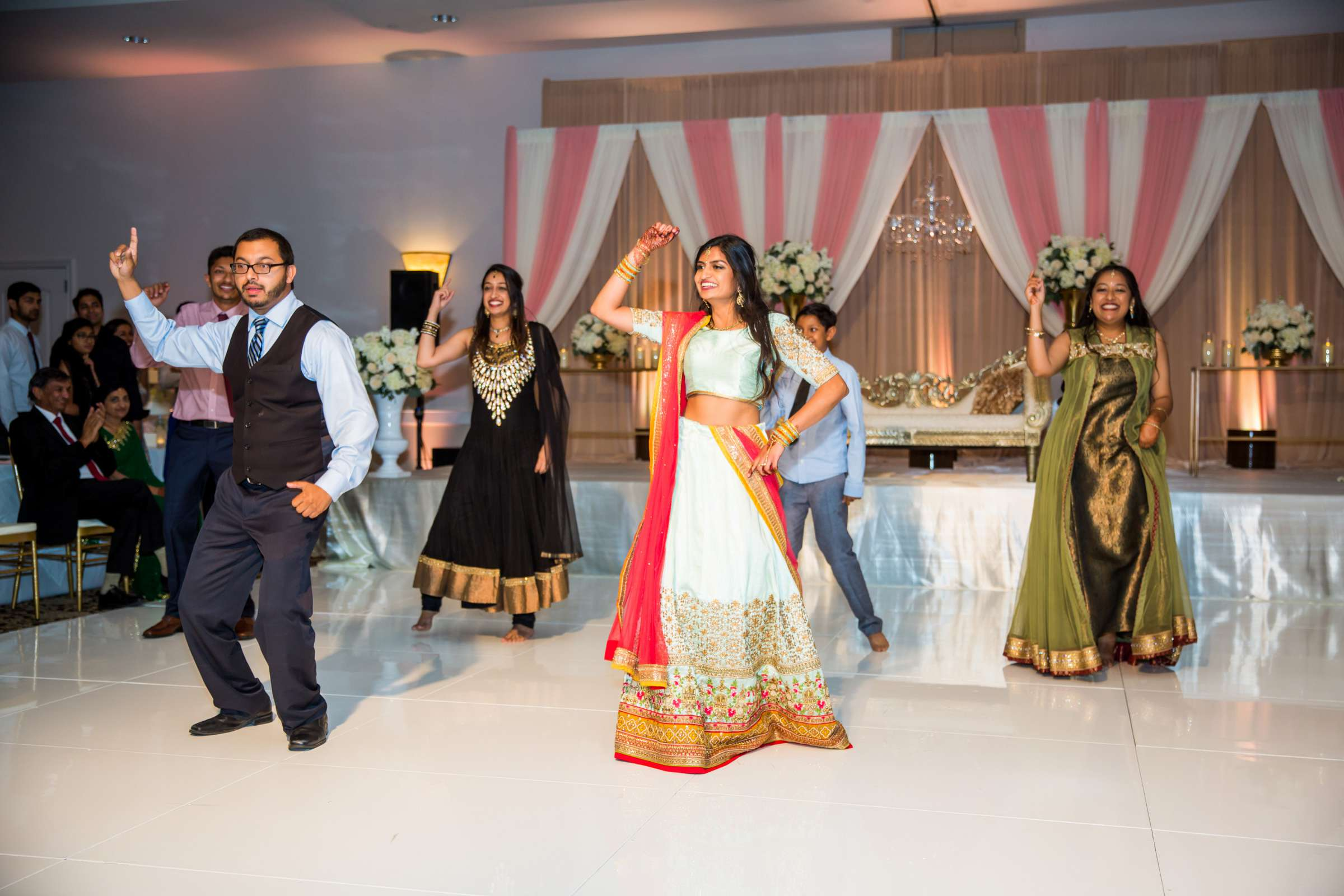 The Westin Carlsbad Resort and Spa Wedding coordinated by Shilpa Patel Events, Ami and Amit Wedding Photo #237 by True Photography