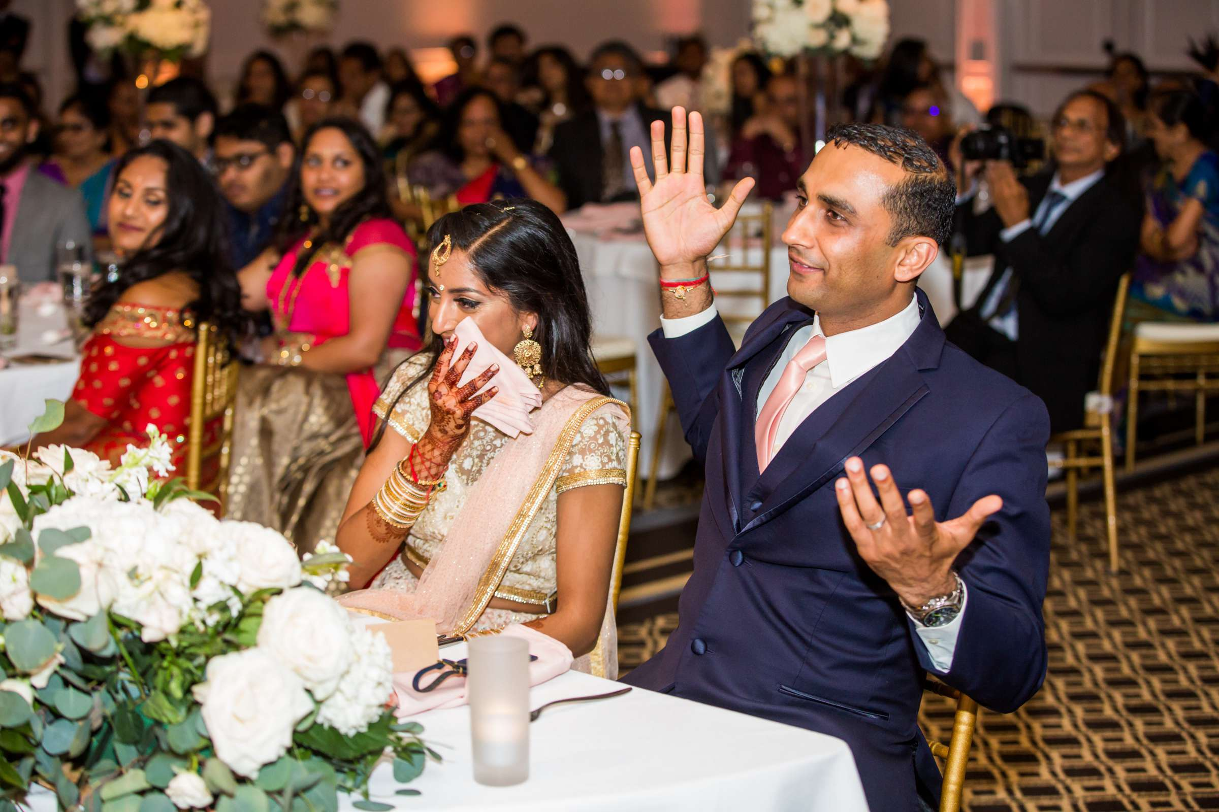 The Westin Carlsbad Resort and Spa Wedding coordinated by Shilpa Patel Events, Ami and Amit Wedding Photo #238 by True Photography