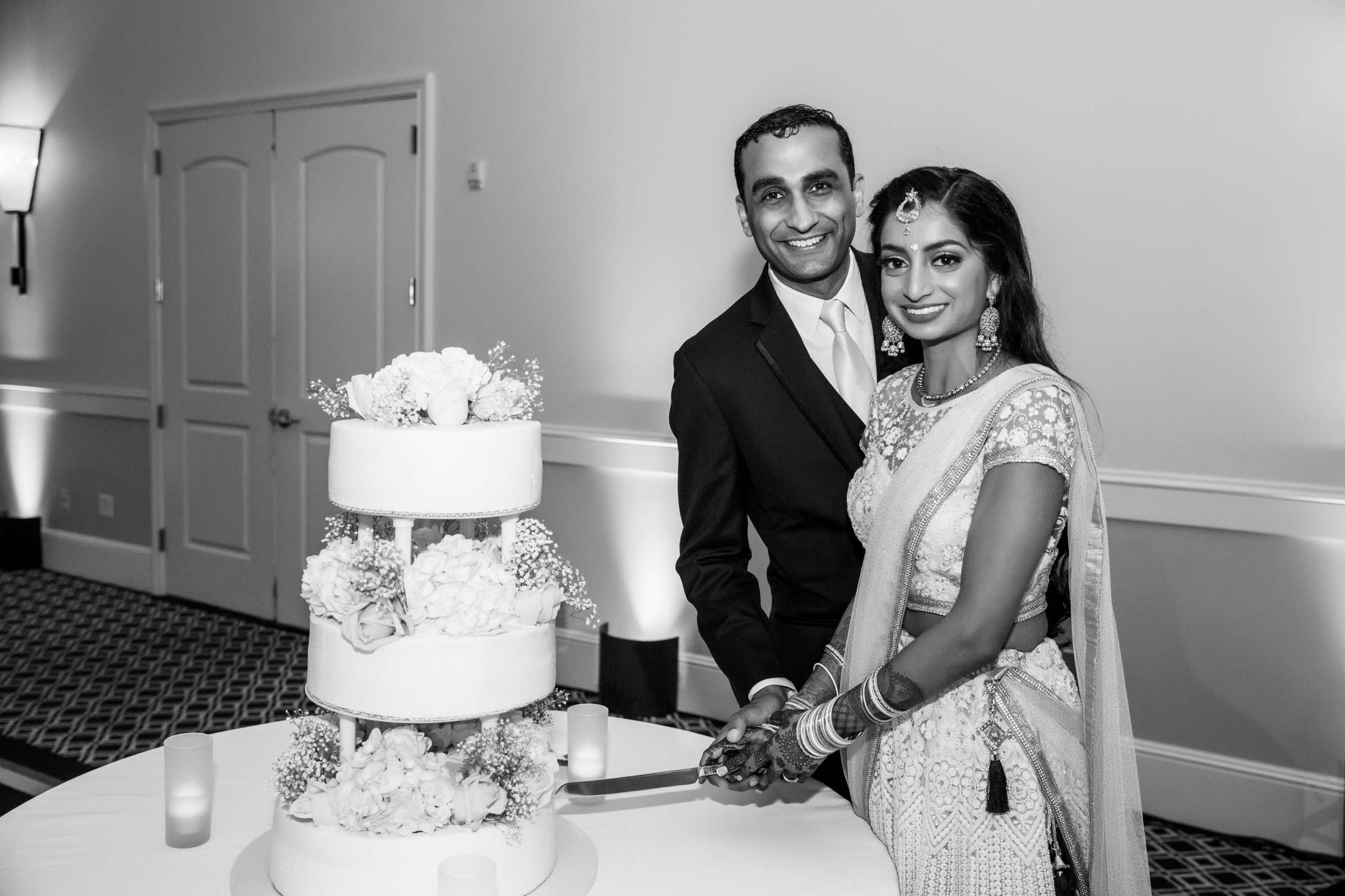 The Westin Carlsbad Resort and Spa Wedding coordinated by Shilpa Patel Events, Ami and Amit Wedding Photo #245 by True Photography