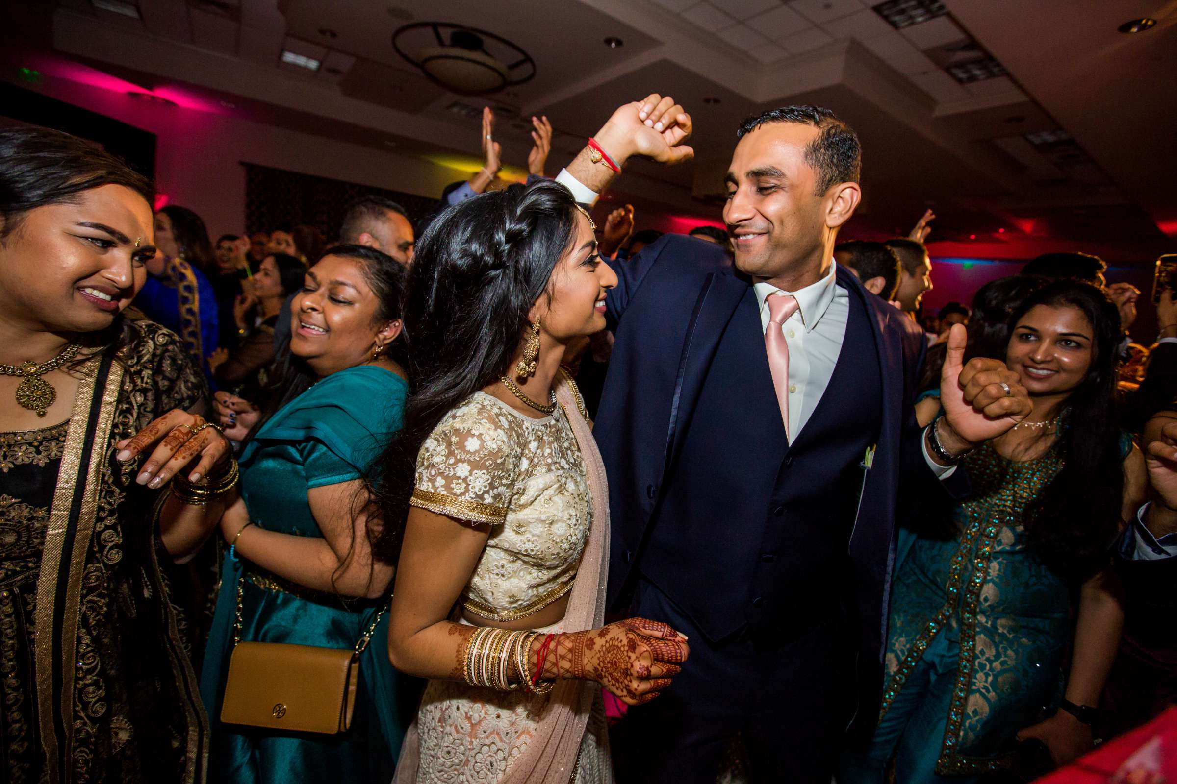 The Westin Carlsbad Resort and Spa Wedding coordinated by Shilpa Patel Events, Ami and Amit Wedding Photo #252 by True Photography