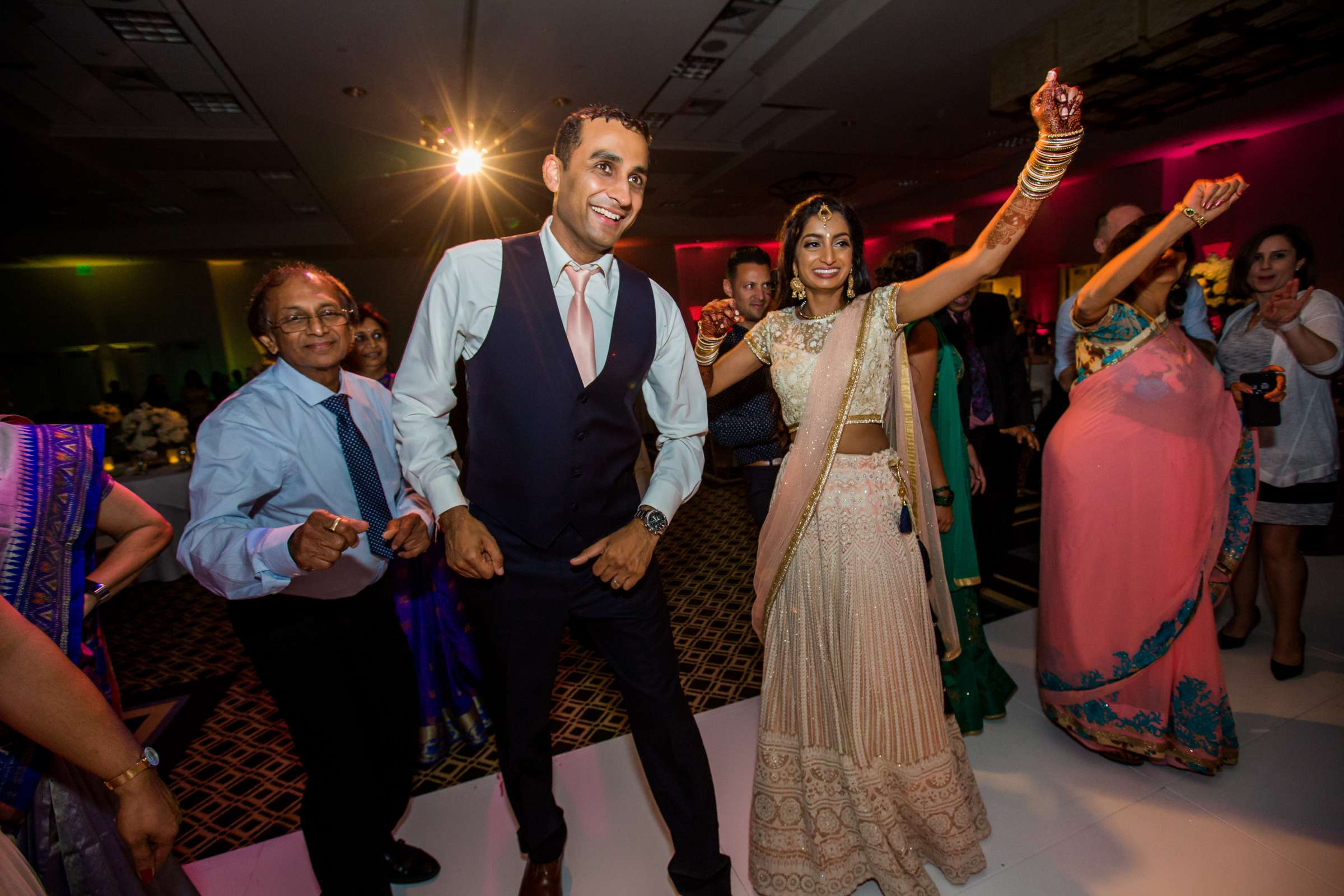The Westin Carlsbad Resort and Spa Wedding coordinated by Shilpa Patel Events, Ami and Amit Wedding Photo #256 by True Photography