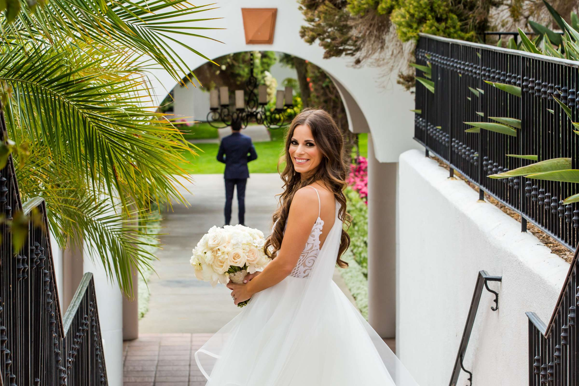 Omni La Costa Resort & Spa Wedding coordinated by Fabulous Two Design, Kristyn and Mani Wedding Photo #70 by True Photography
