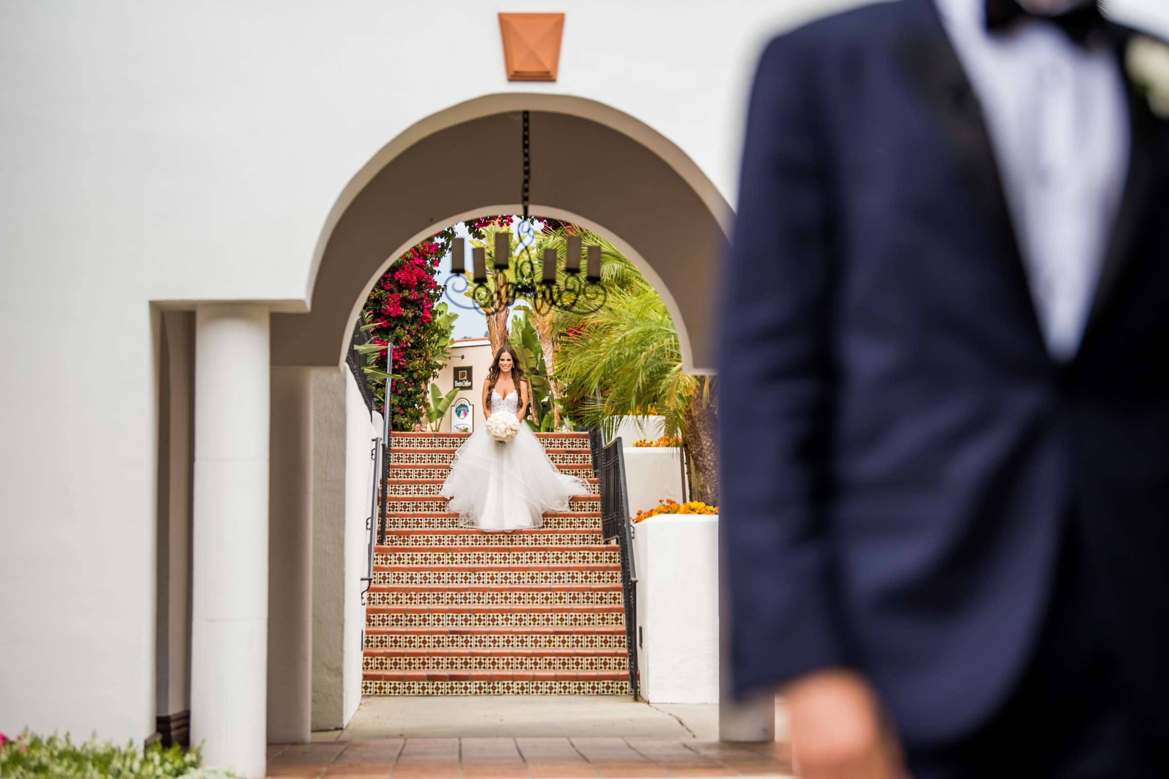 Omni La Costa Resort & Spa Wedding coordinated by Fabulous Two Design, Kristyn and Mani Wedding Photo #71 by True Photography