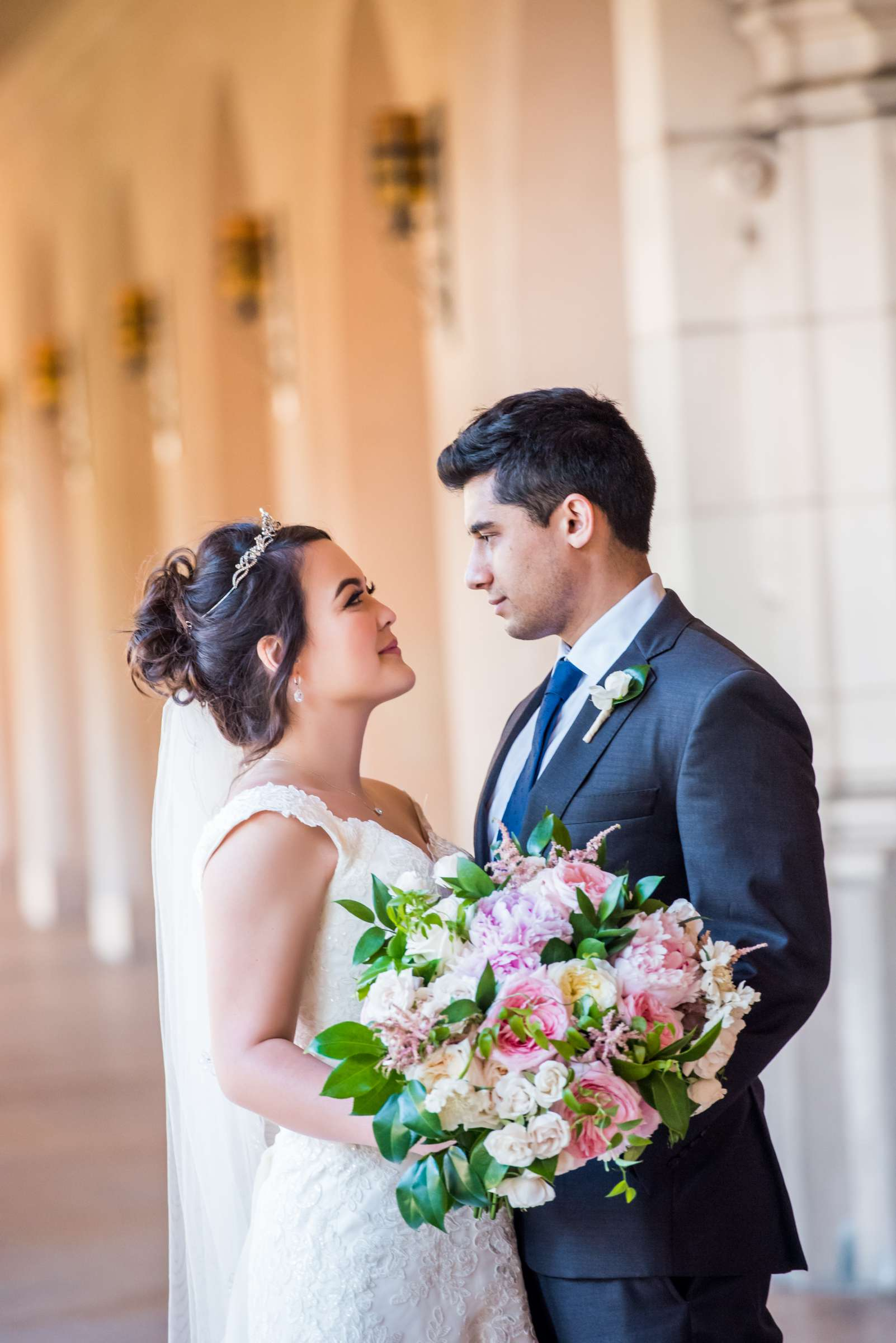 The Prado Wedding coordinated by First Comes Love Weddings & Events, Melissa and Michael Wedding Photo #479505 by True Photography
