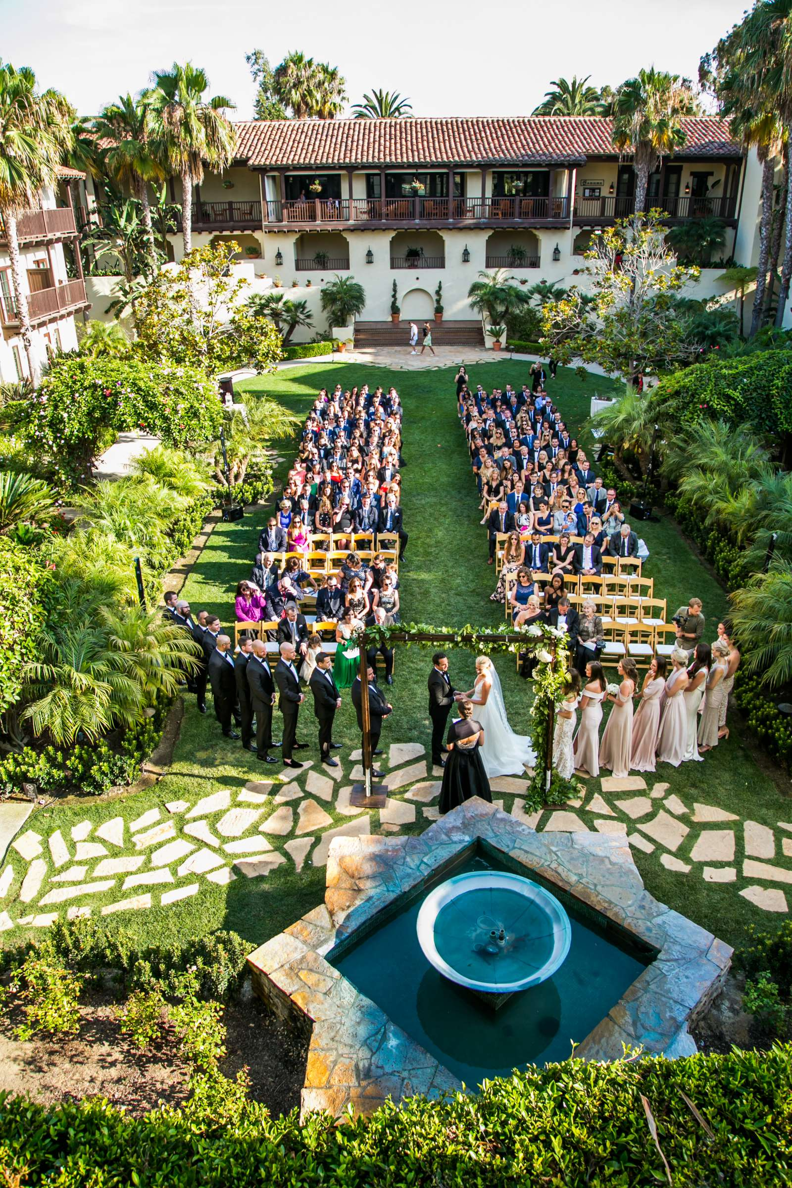 Estancia Wedding coordinated by Sweet Blossom Weddings, Kimberly and Sabah Wedding Photo #479688 by True Photography