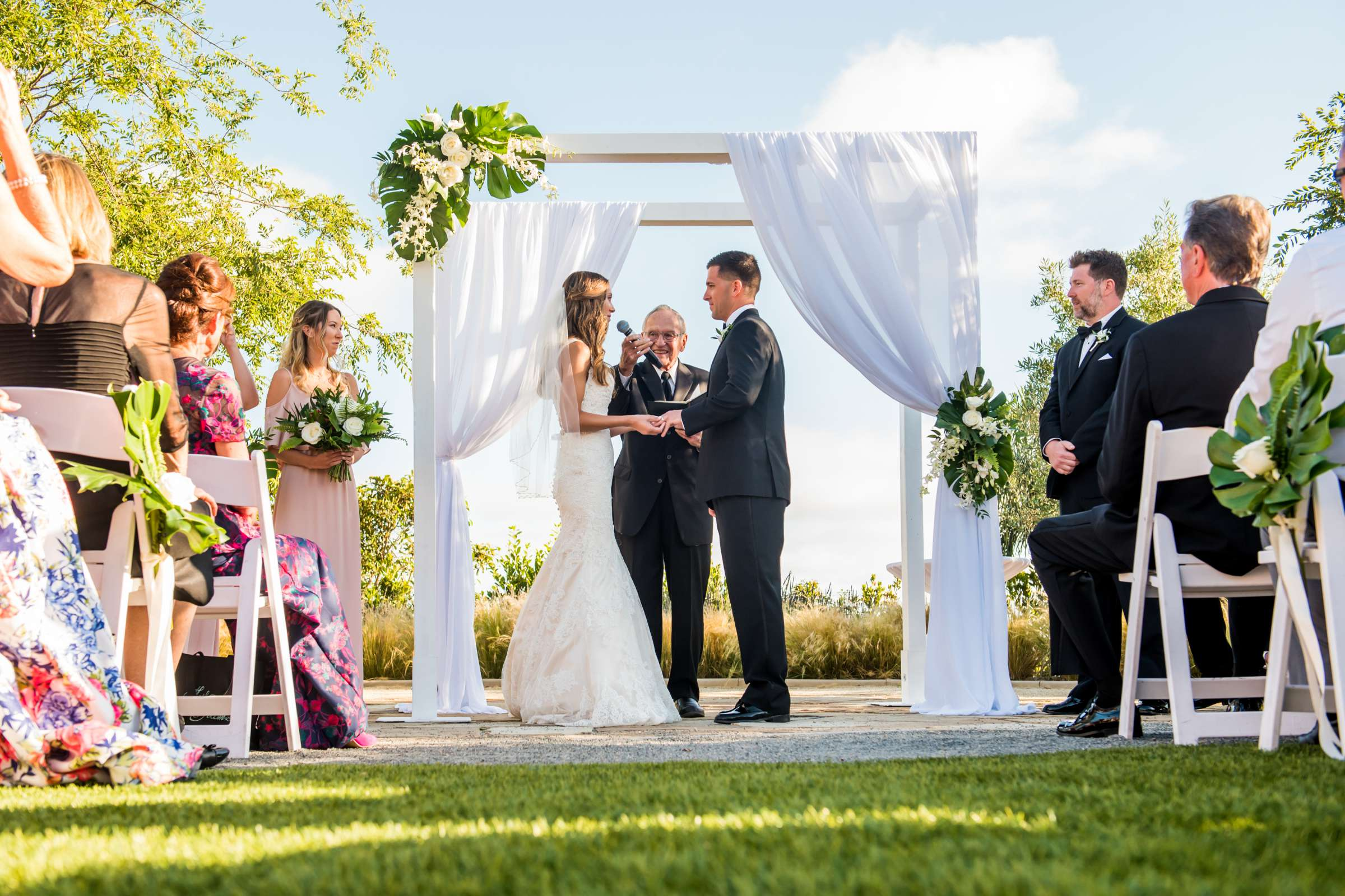 Sheraton Carlsbad Resort and Spa Wedding coordinated by Sweet Blossom Weddings, Tayla and Andrew Wedding Photo #479861 by True Photography
