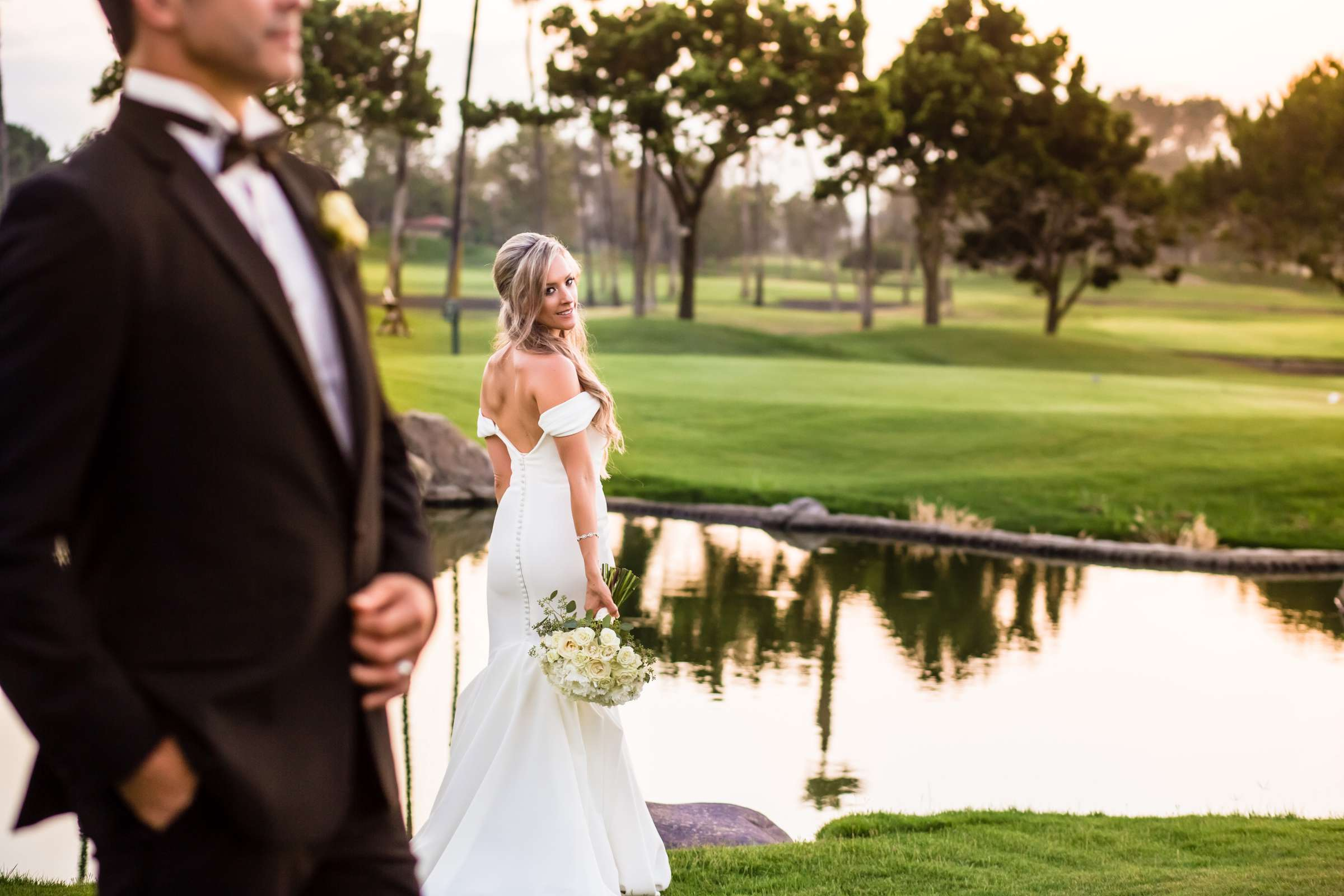 Fairbanks Ranch Country Club Wedding coordinated by Blissful Weddings & Co., Kristina and Allan Wedding Photo #481658 by True Photography