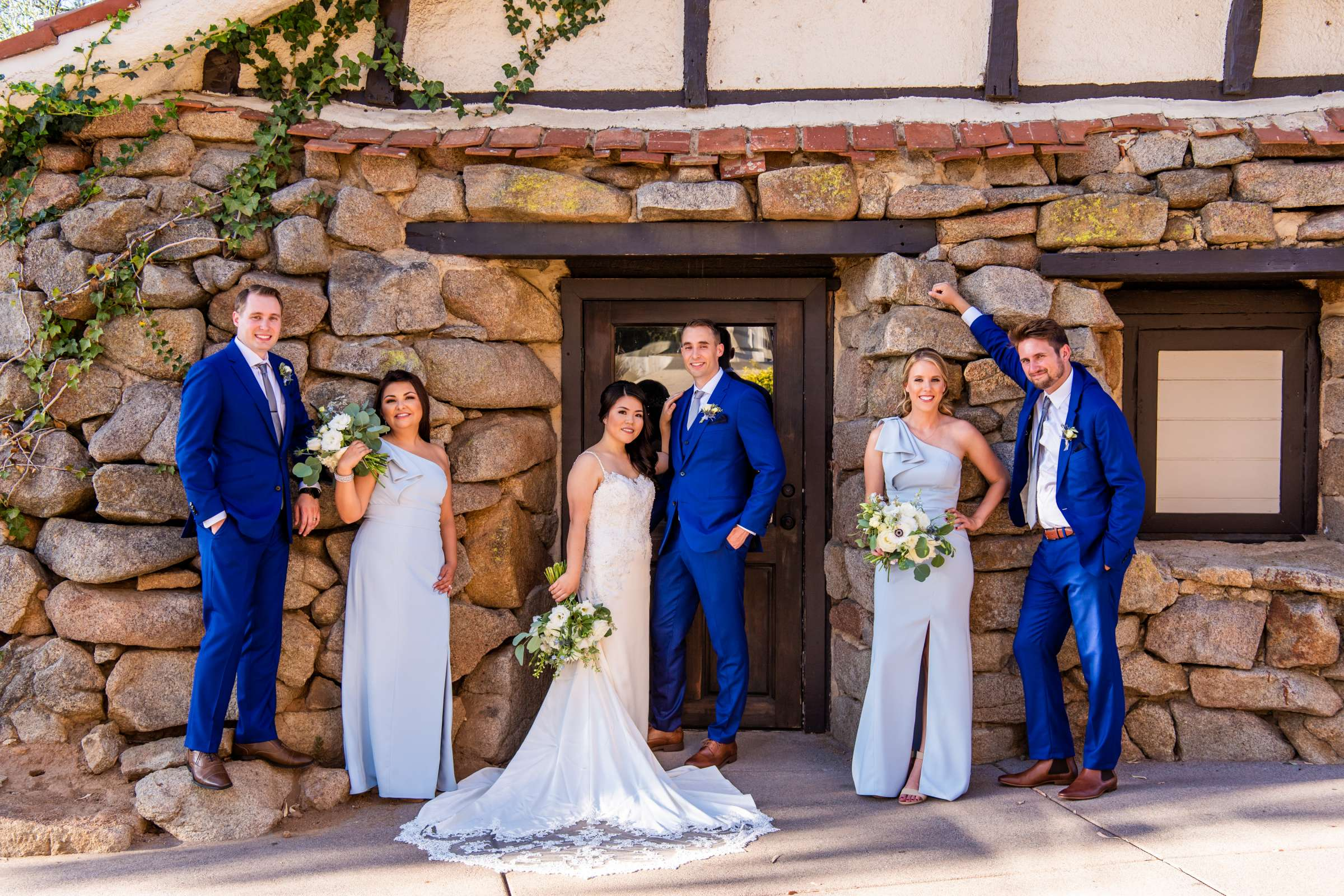 Mt Woodson Castle Wedding coordinated by I Do Weddings, Aya and Jared Wedding Photo #486869 by True Photography