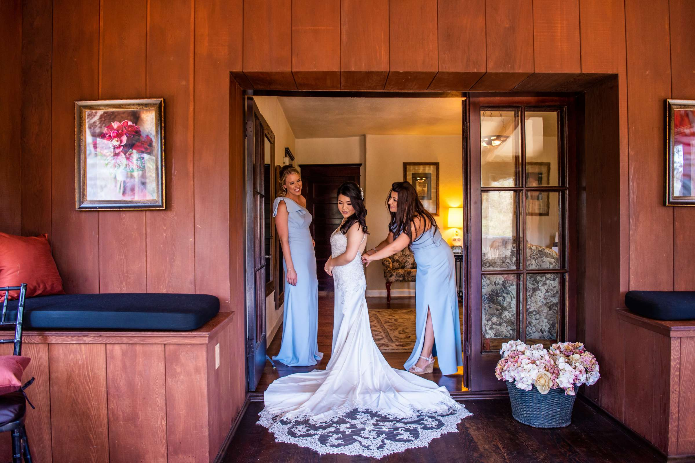 Mt Woodson Castle Wedding coordinated by I Do Weddings, Aya and Jared Wedding Photo #486873 by True Photography