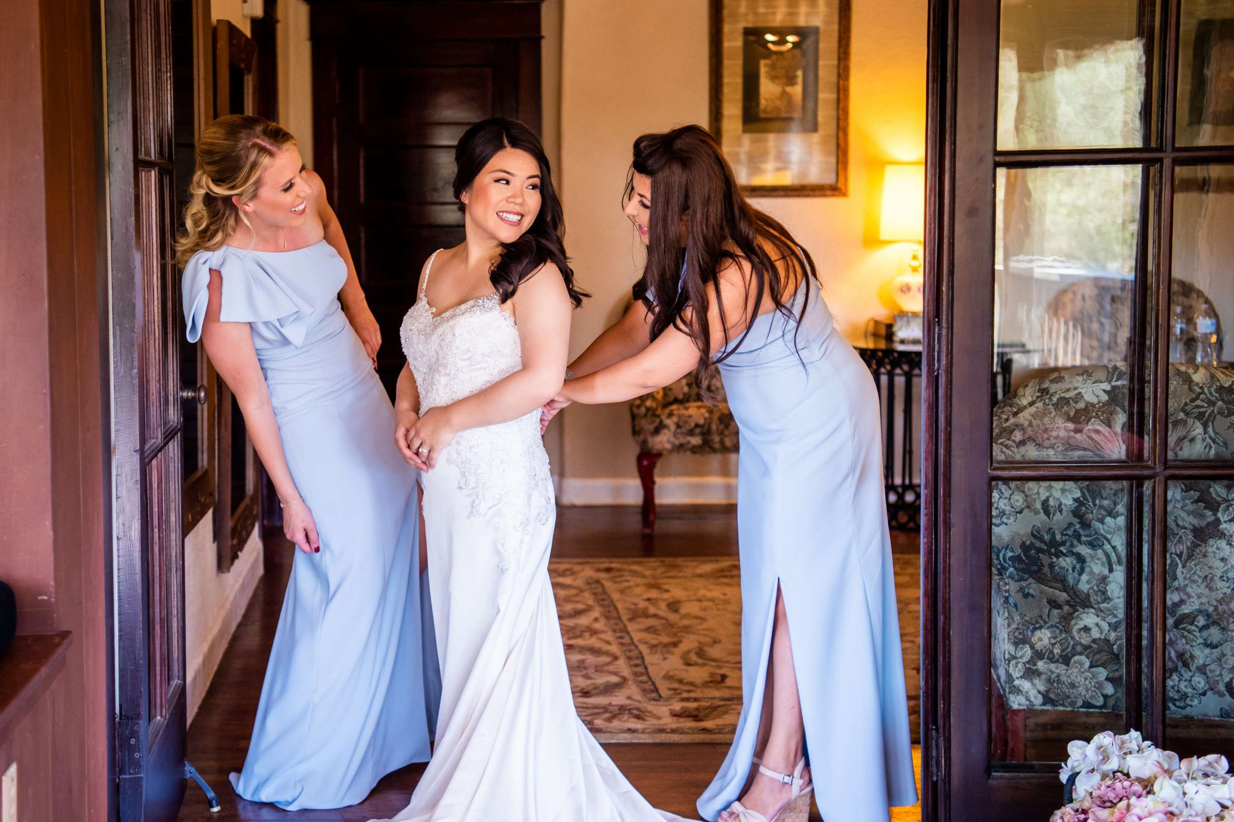Mt Woodson Castle Wedding coordinated by I Do Weddings, Aya and Jared Wedding Photo #486876 by True Photography