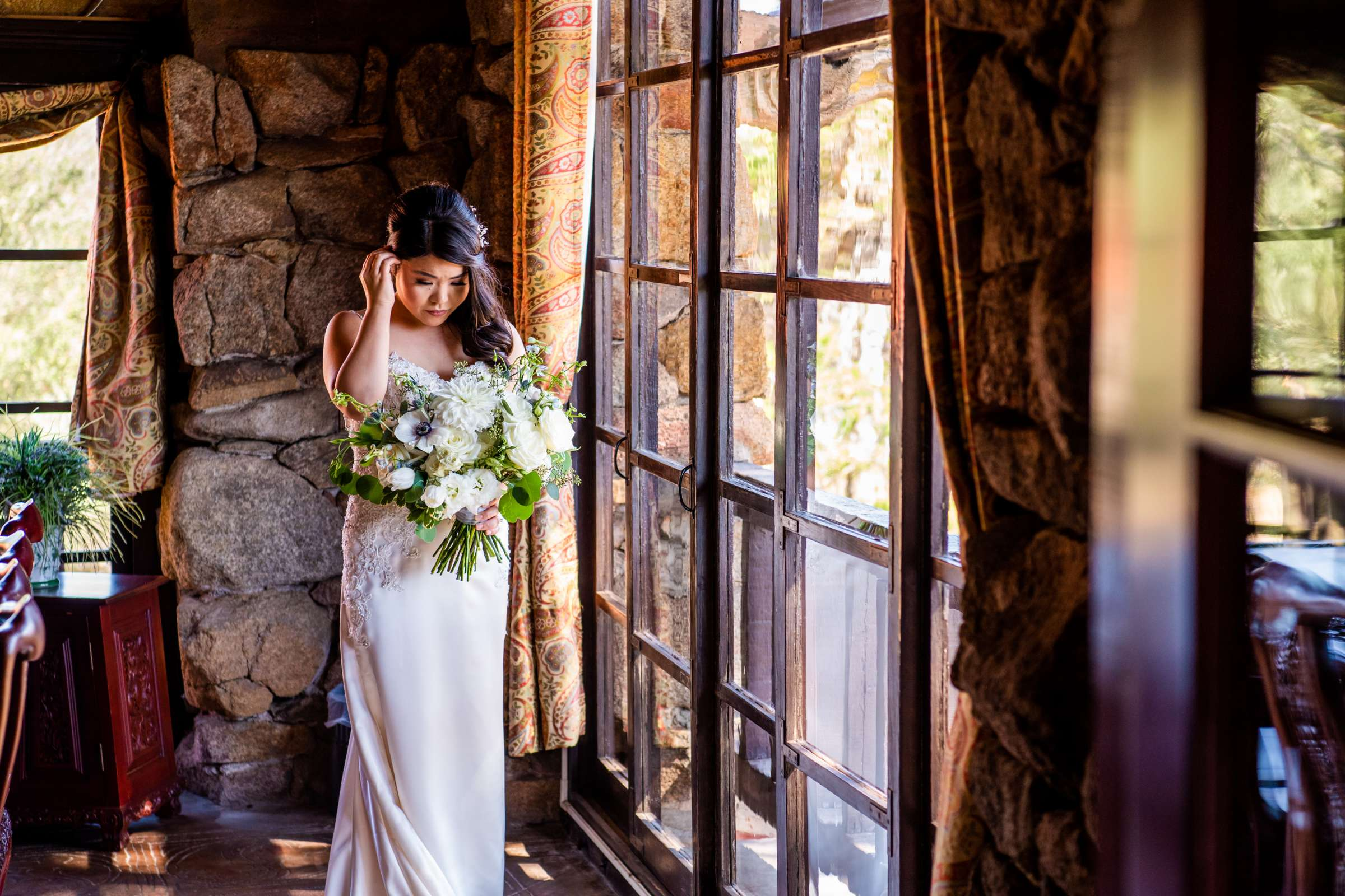 Mt Woodson Castle Wedding coordinated by I Do Weddings, Aya and Jared Wedding Photo #486891 by True Photography