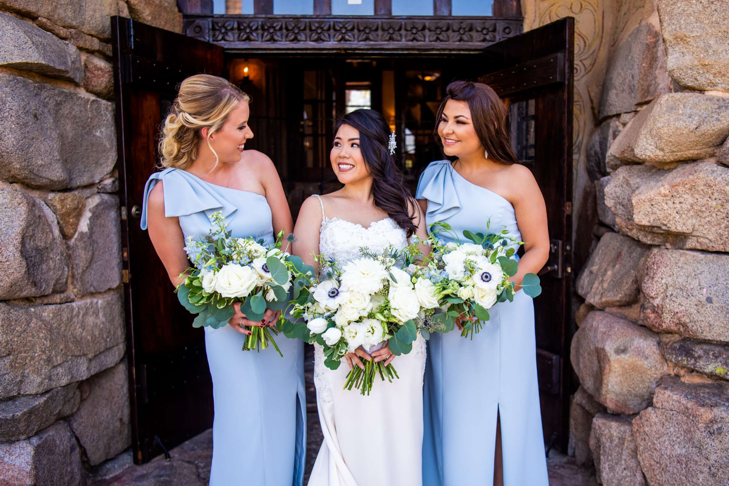 Mt Woodson Castle Wedding coordinated by I Do Weddings, Aya and Jared Wedding Photo #486902 by True Photography