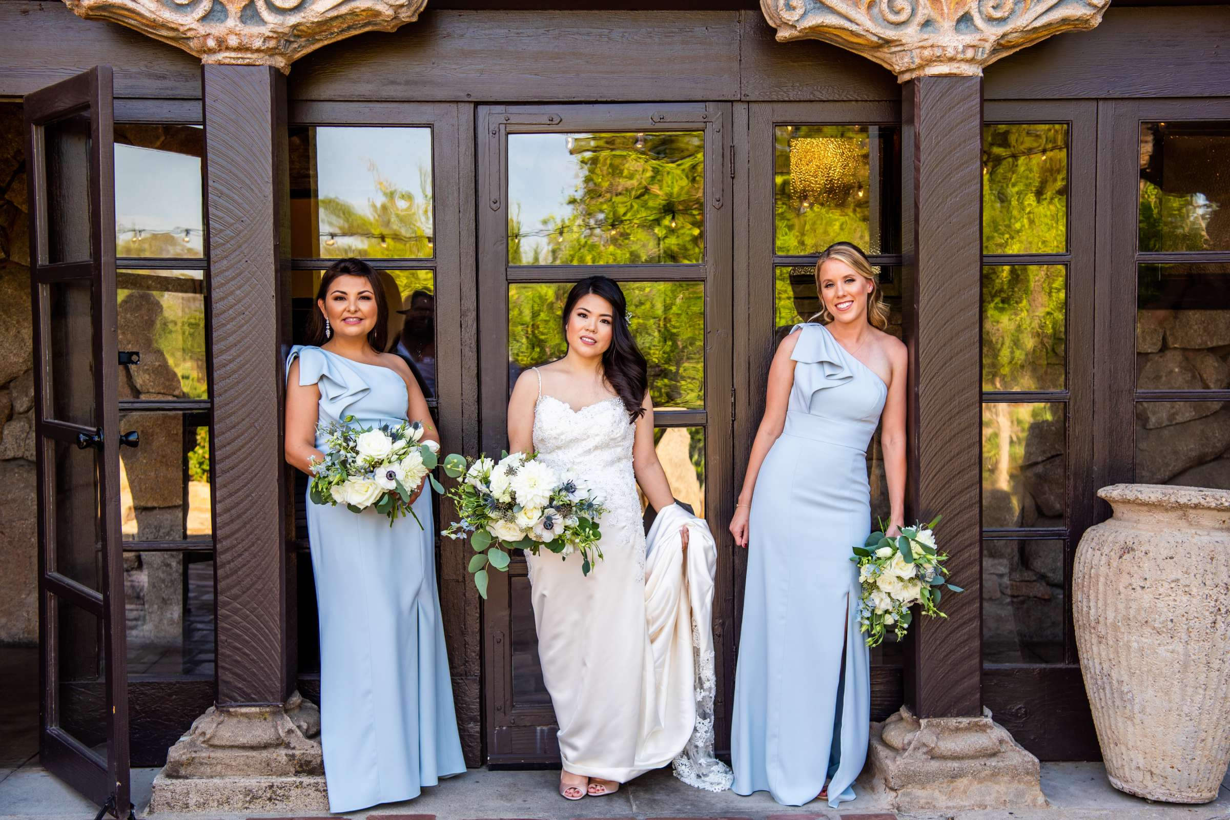Mt Woodson Castle Wedding coordinated by I Do Weddings, Aya and Jared Wedding Photo #486907 by True Photography