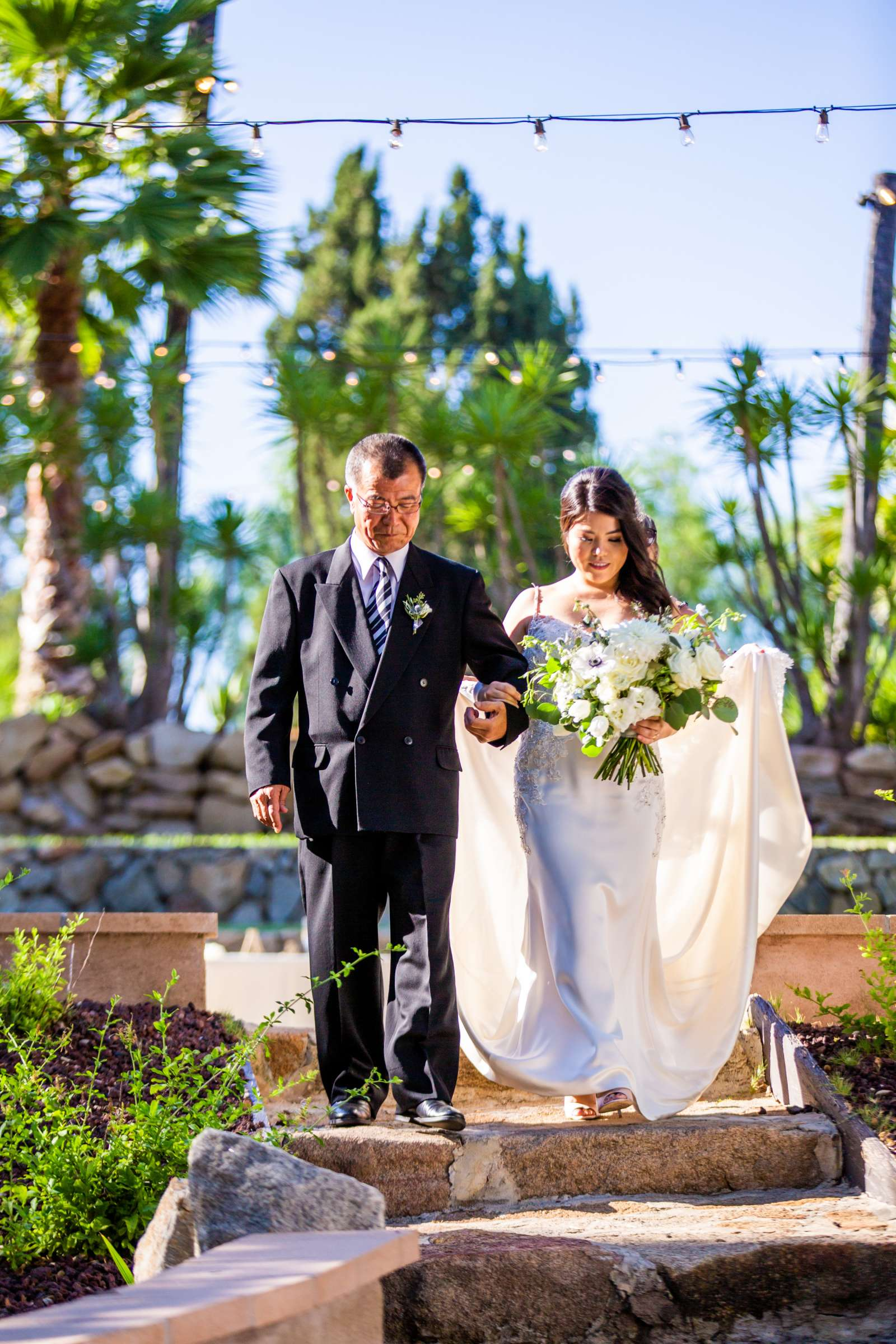 Mt Woodson Castle Wedding coordinated by I Do Weddings, Aya and Jared Wedding Photo #486932 by True Photography