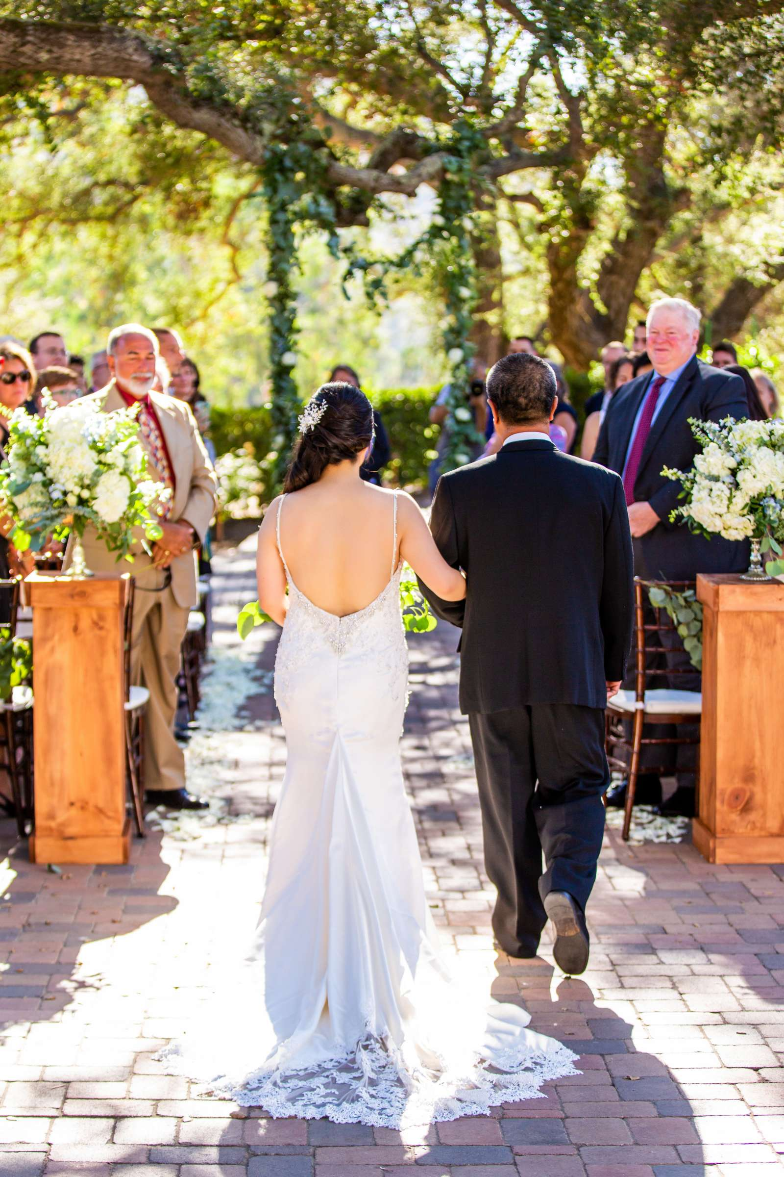 Mt Woodson Castle Wedding coordinated by I Do Weddings, Aya and Jared Wedding Photo #486933 by True Photography