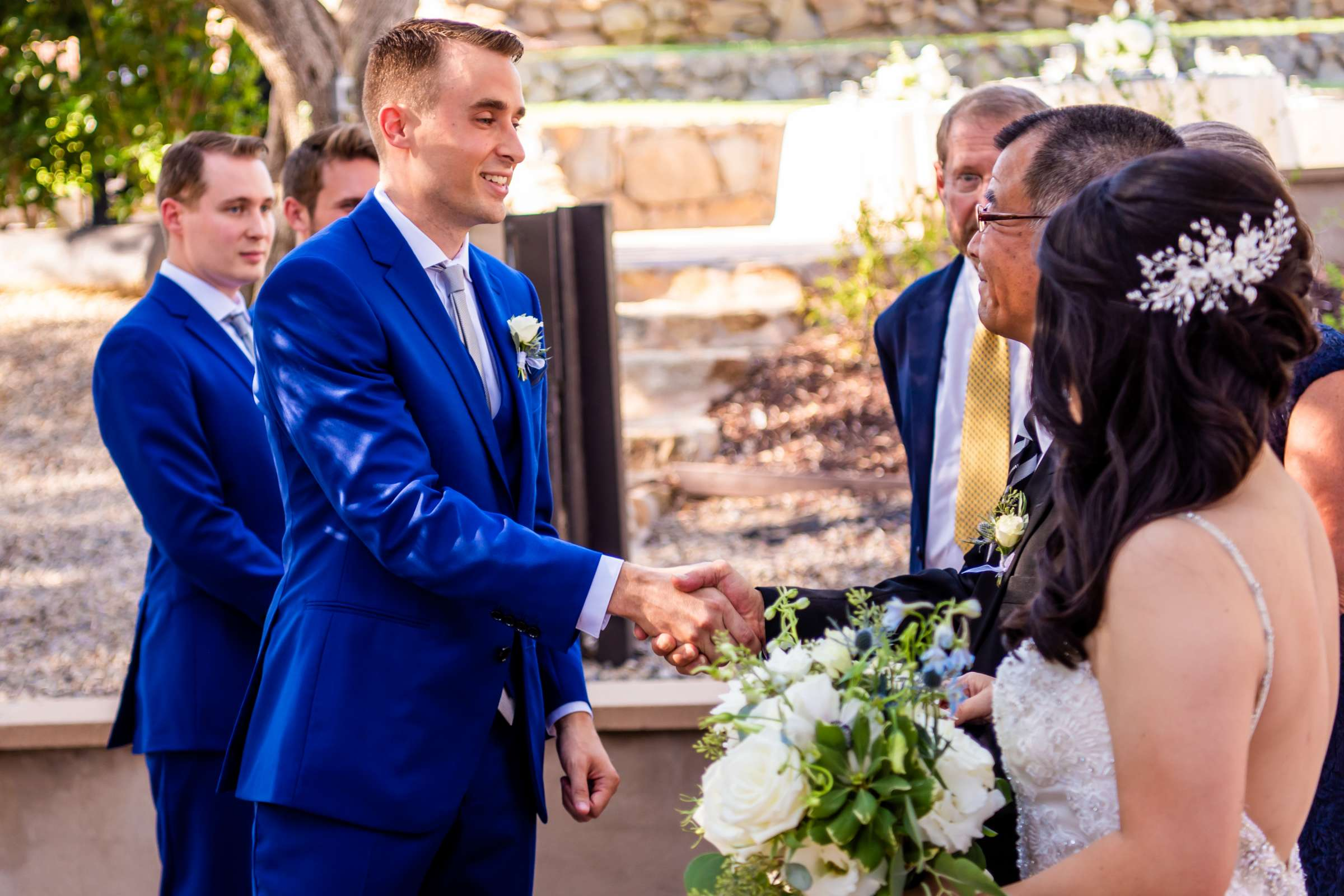 Mt Woodson Castle Wedding coordinated by I Do Weddings, Aya and Jared Wedding Photo #486934 by True Photography
