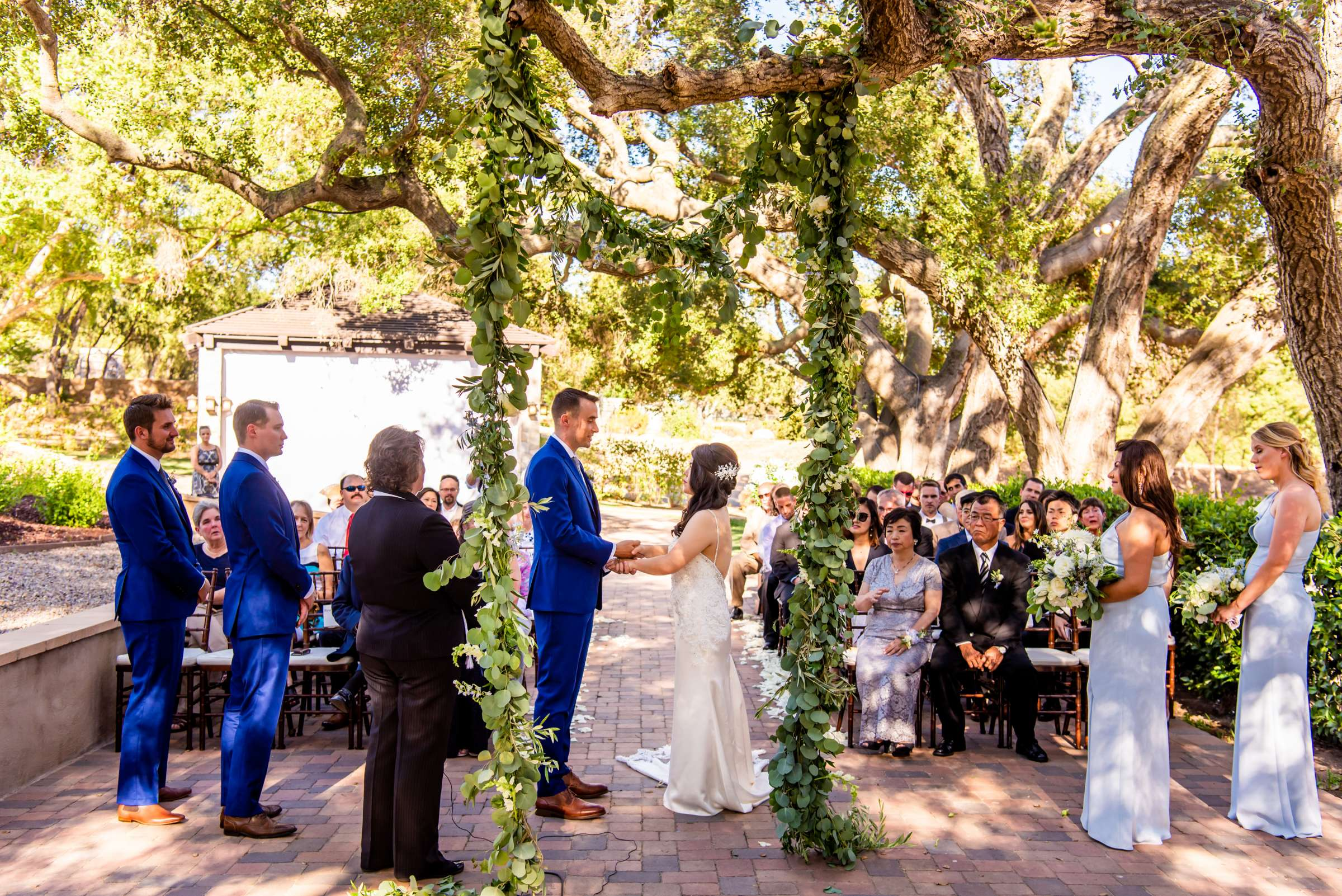 Mt Woodson Castle Wedding coordinated by I Do Weddings, Aya and Jared Wedding Photo #486945 by True Photography
