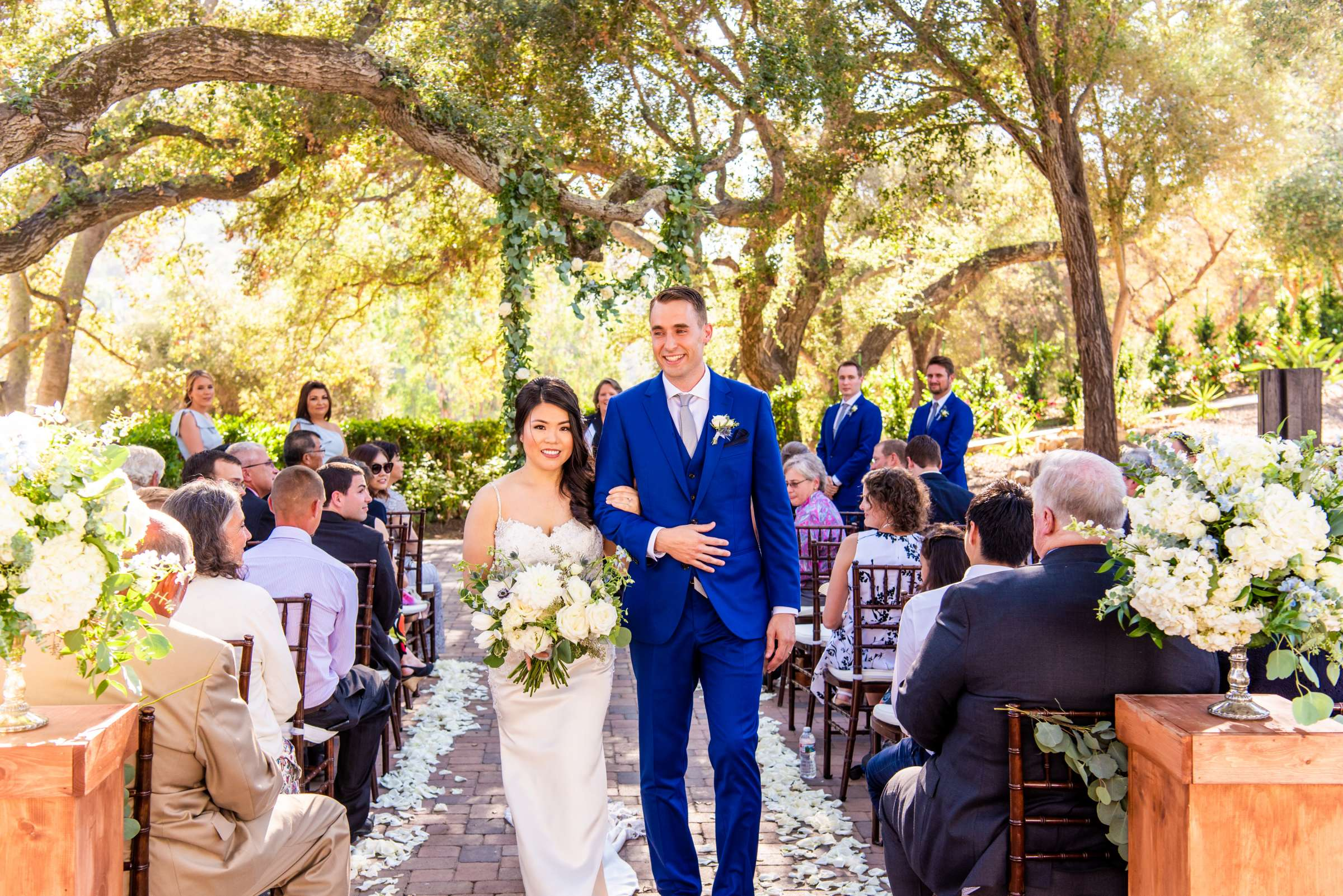 Mt Woodson Castle Wedding coordinated by I Do Weddings, Aya and Jared Wedding Photo #486949 by True Photography