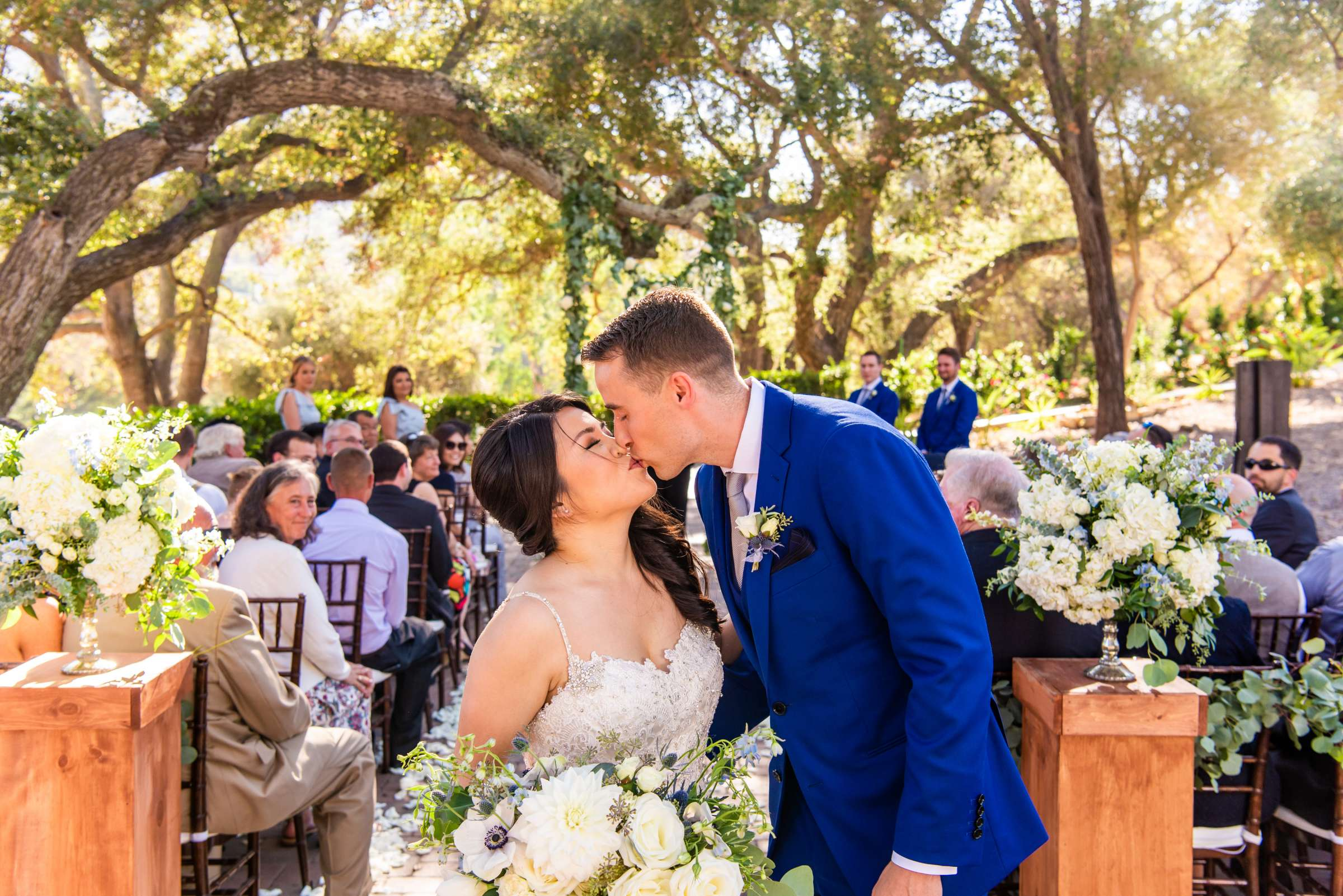 Mt Woodson Castle Wedding coordinated by I Do Weddings, Aya and Jared Wedding Photo #486950 by True Photography