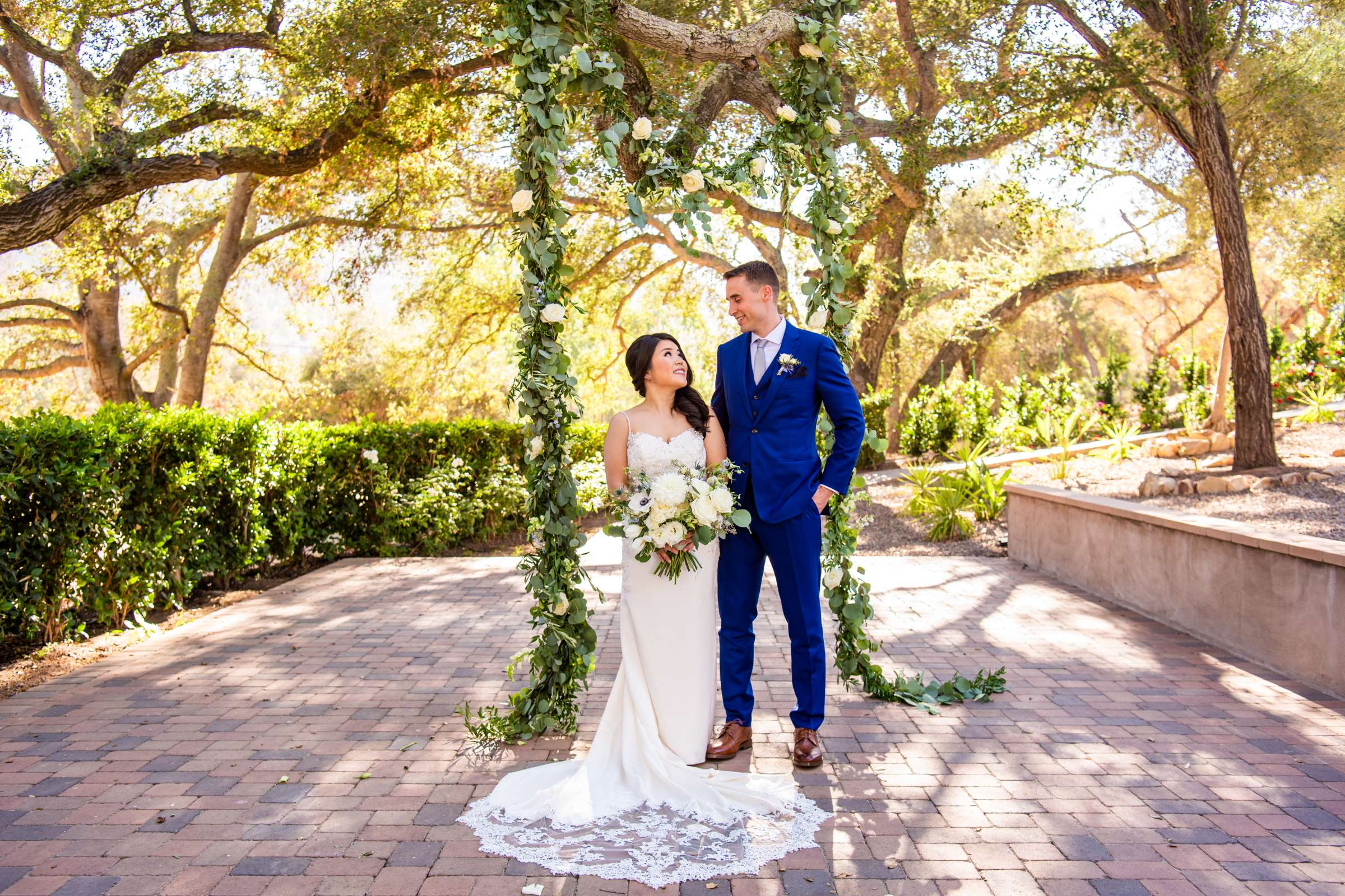 Mt Woodson Castle Wedding coordinated by I Do Weddings, Aya and Jared Wedding Photo #486951 by True Photography
