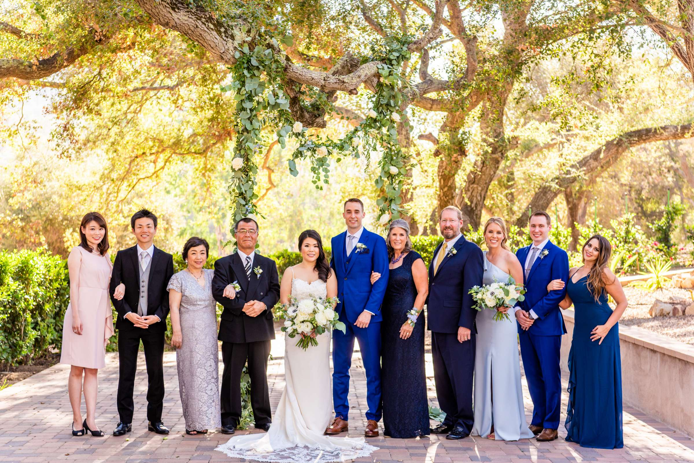 Mt Woodson Castle Wedding coordinated by I Do Weddings, Aya and Jared Wedding Photo #486952 by True Photography