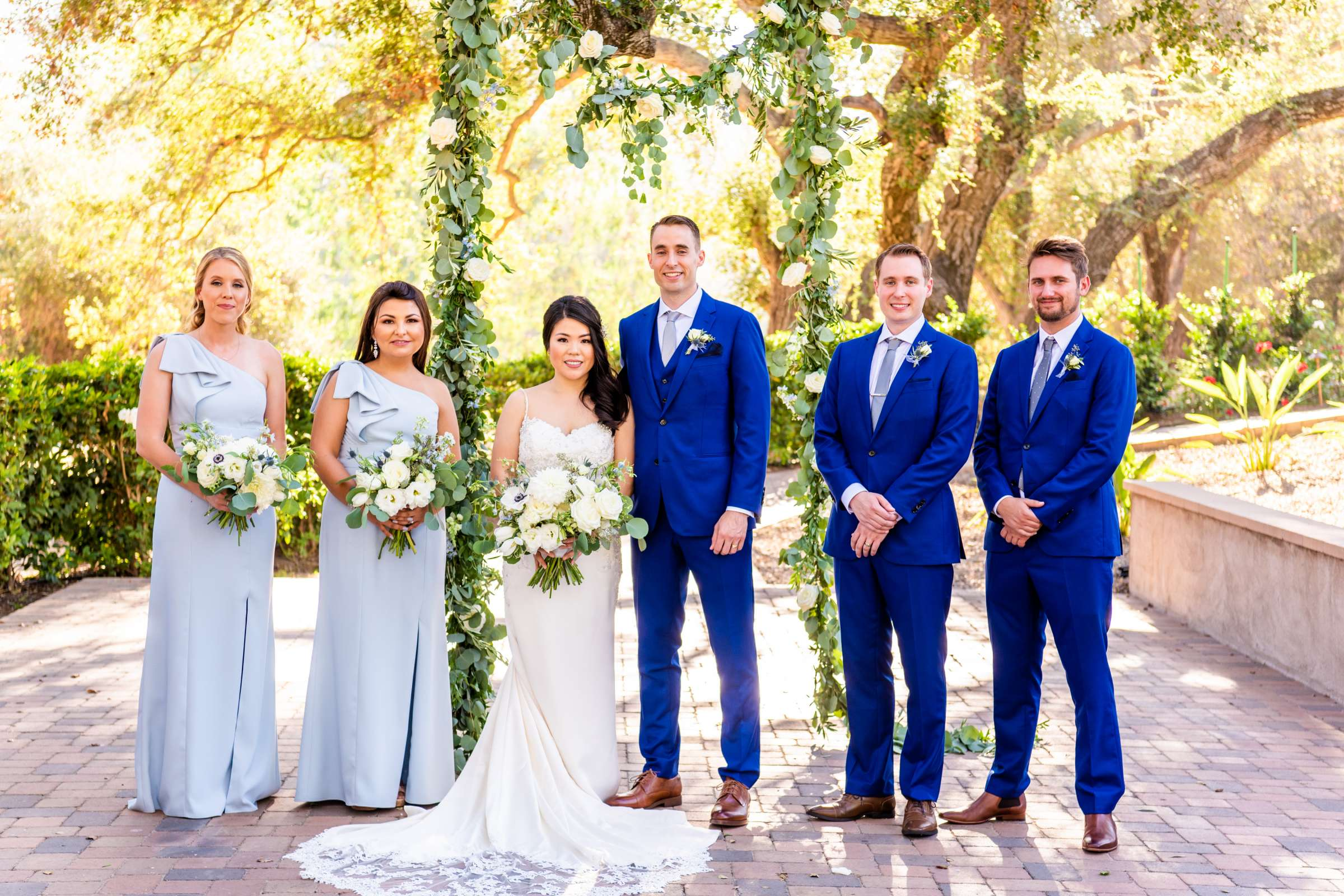 Mt Woodson Castle Wedding coordinated by I Do Weddings, Aya and Jared Wedding Photo #486956 by True Photography
