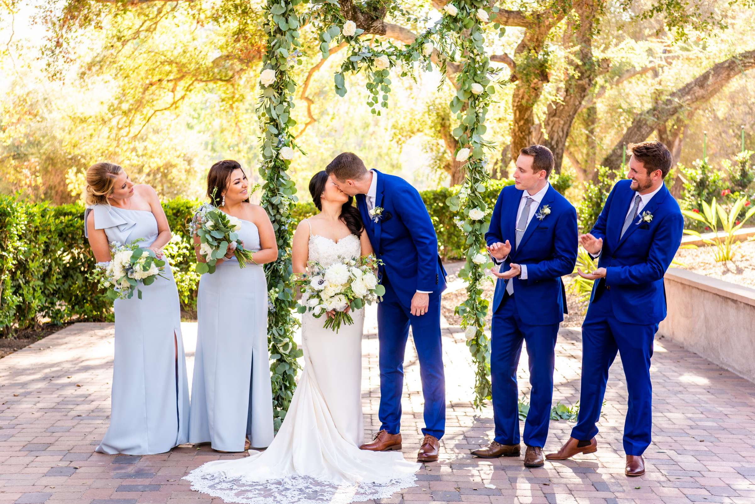 Mt Woodson Castle Wedding coordinated by I Do Weddings, Aya and Jared Wedding Photo #486957 by True Photography