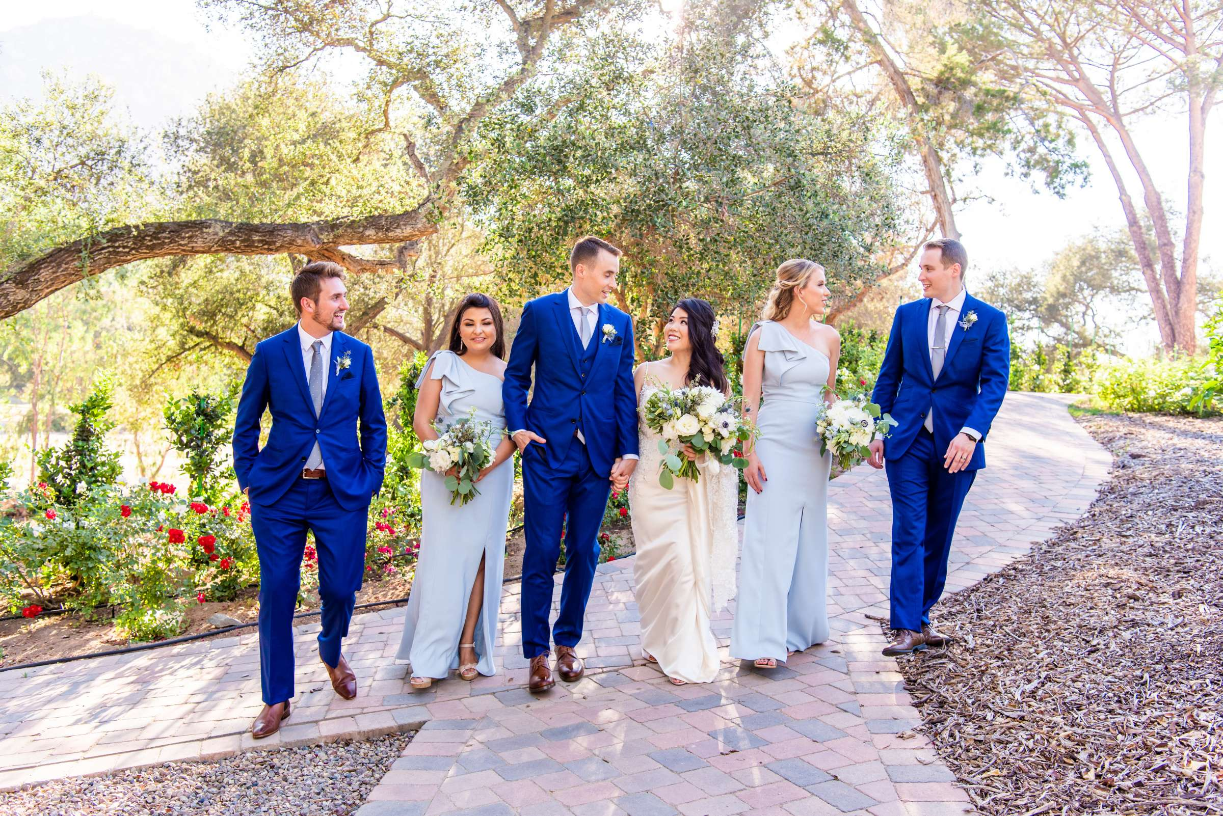 Mt Woodson Castle Wedding coordinated by I Do Weddings, Aya and Jared Wedding Photo #486968 by True Photography