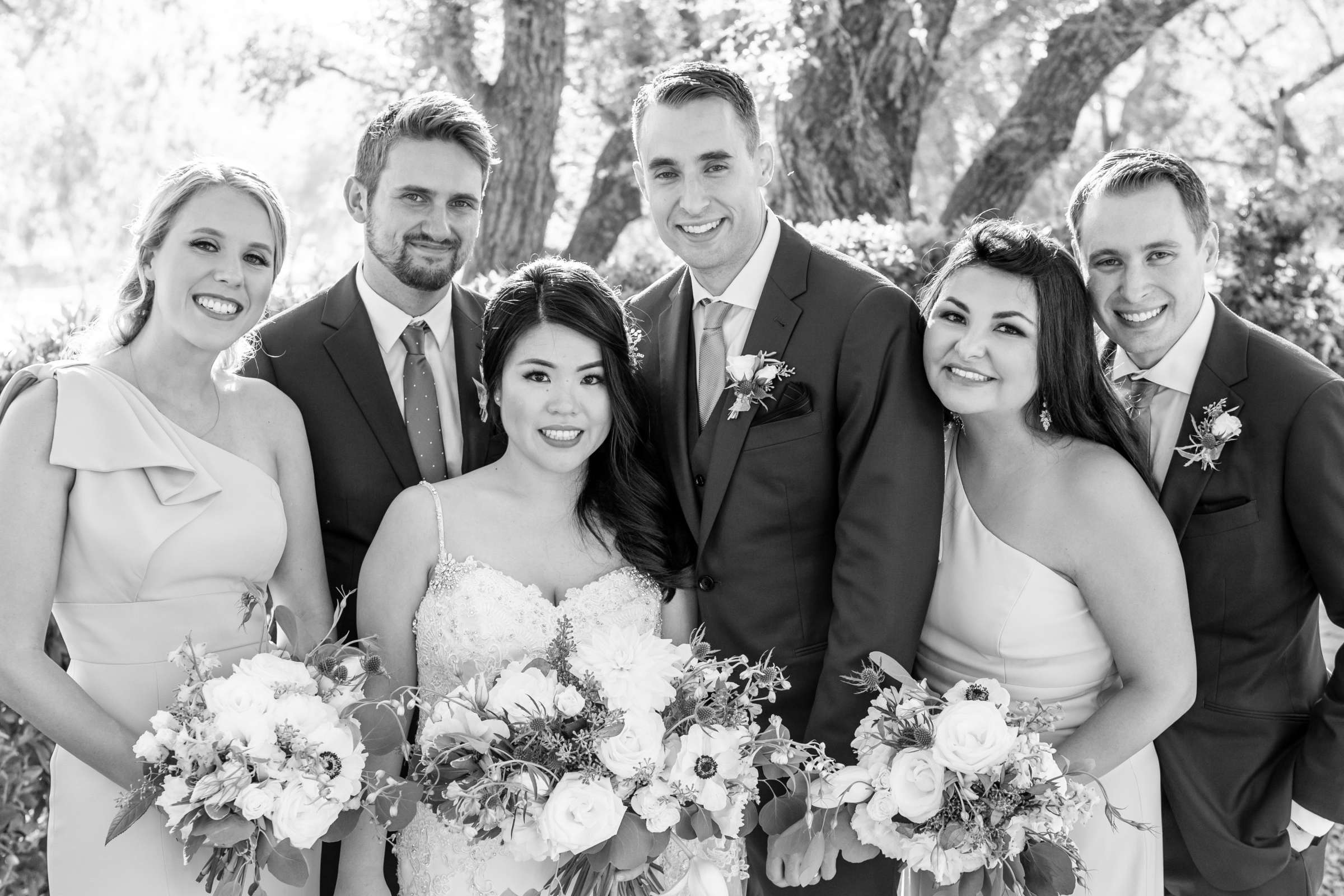Mt Woodson Castle Wedding coordinated by I Do Weddings, Aya and Jared Wedding Photo #486969 by True Photography
