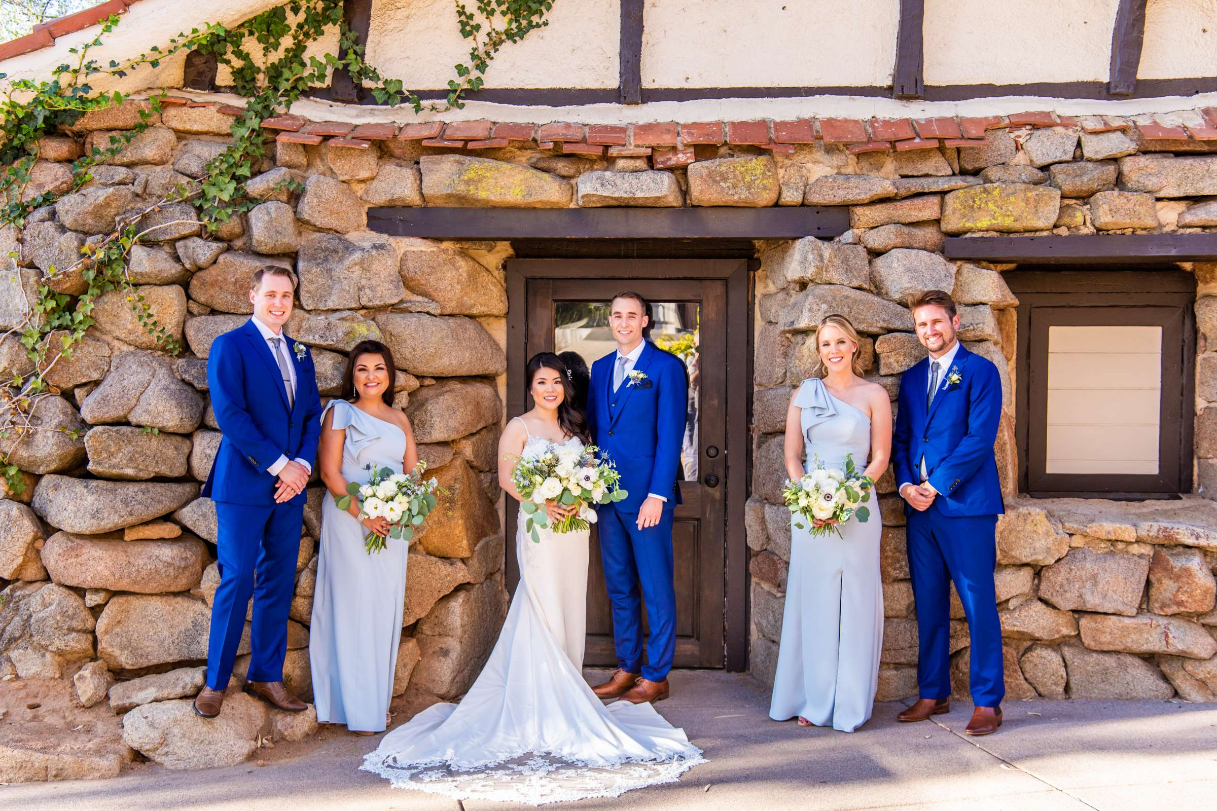 Mt Woodson Castle Wedding coordinated by I Do Weddings, Aya and Jared Wedding Photo #486971 by True Photography