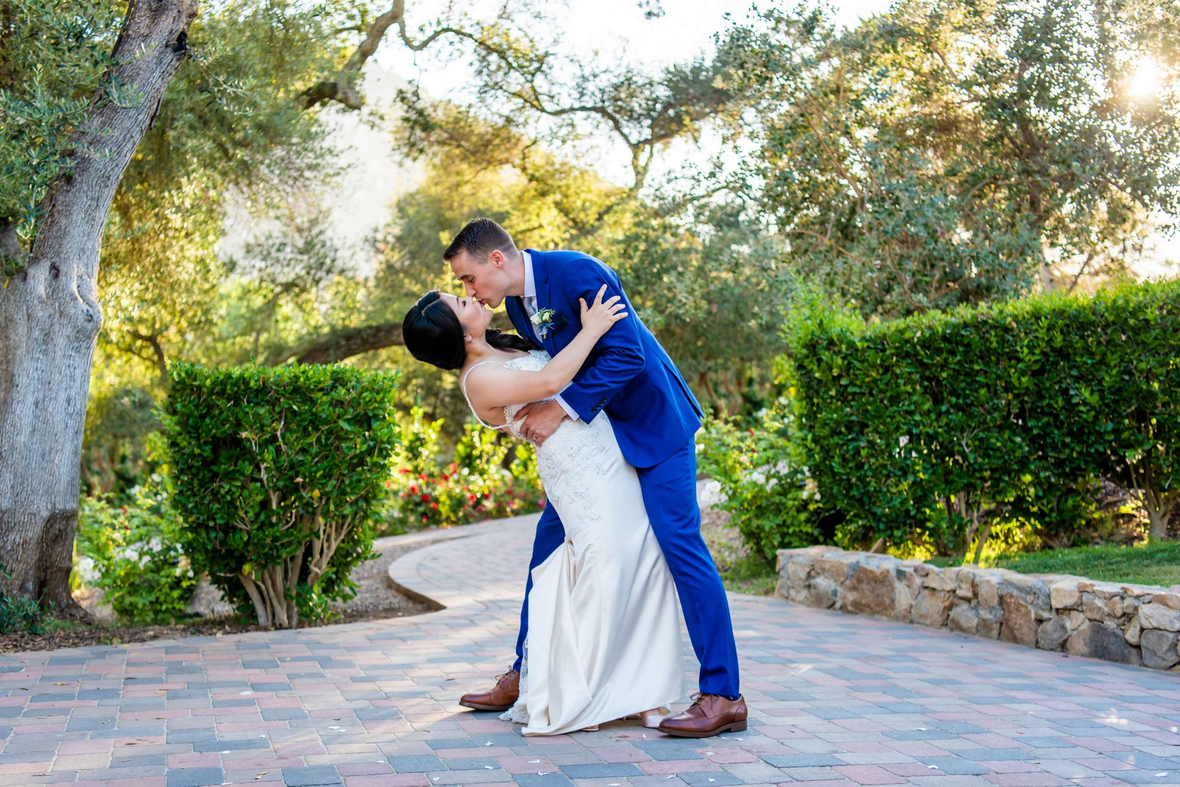 Mt Woodson Castle Wedding coordinated by I Do Weddings, Aya and Jared Wedding Photo #486980 by True Photography