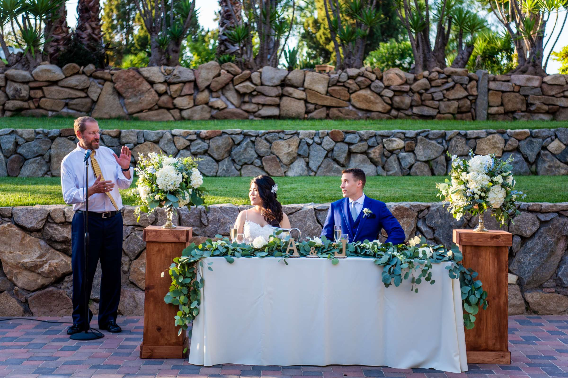 Mt Woodson Castle Wedding coordinated by I Do Weddings, Aya and Jared Wedding Photo #486981 by True Photography