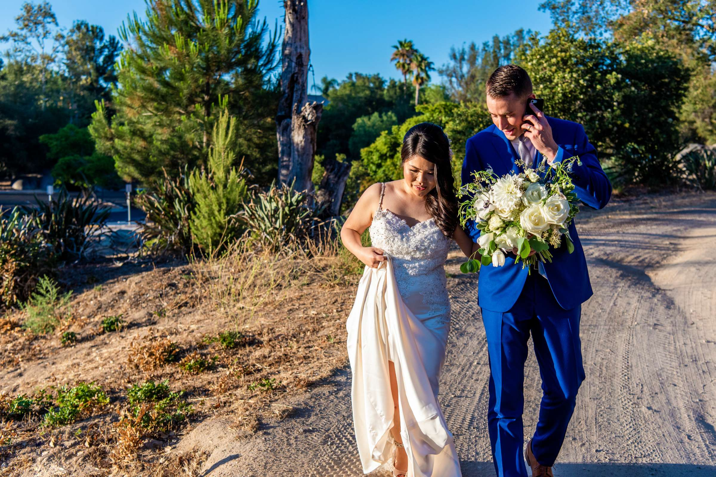 Mt Woodson Castle Wedding coordinated by I Do Weddings, Aya and Jared Wedding Photo #486985 by True Photography