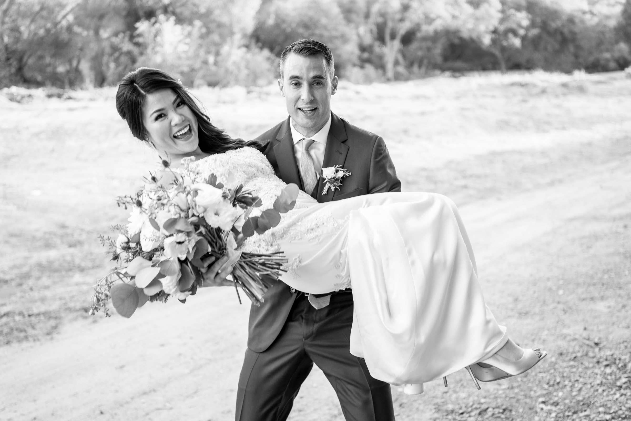 Mt Woodson Castle Wedding coordinated by I Do Weddings, Aya and Jared Wedding Photo #486997 by True Photography