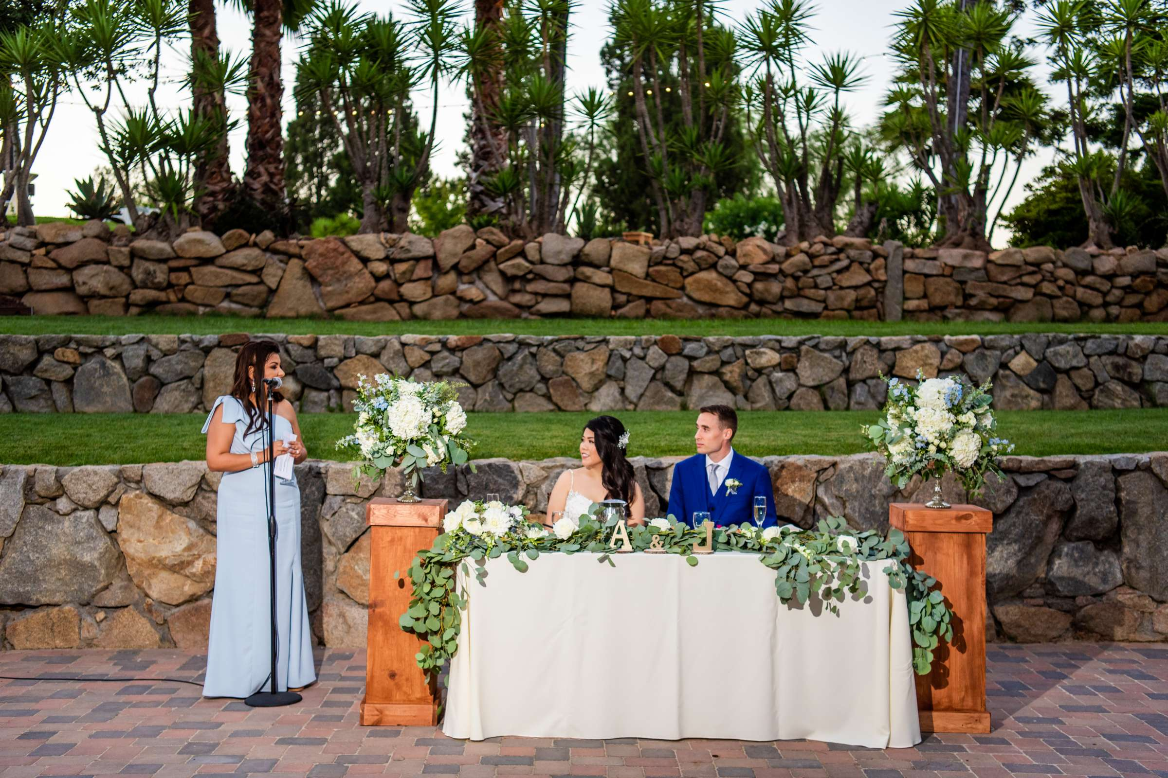 Mt Woodson Castle Wedding coordinated by I Do Weddings, Aya and Jared Wedding Photo #487000 by True Photography
