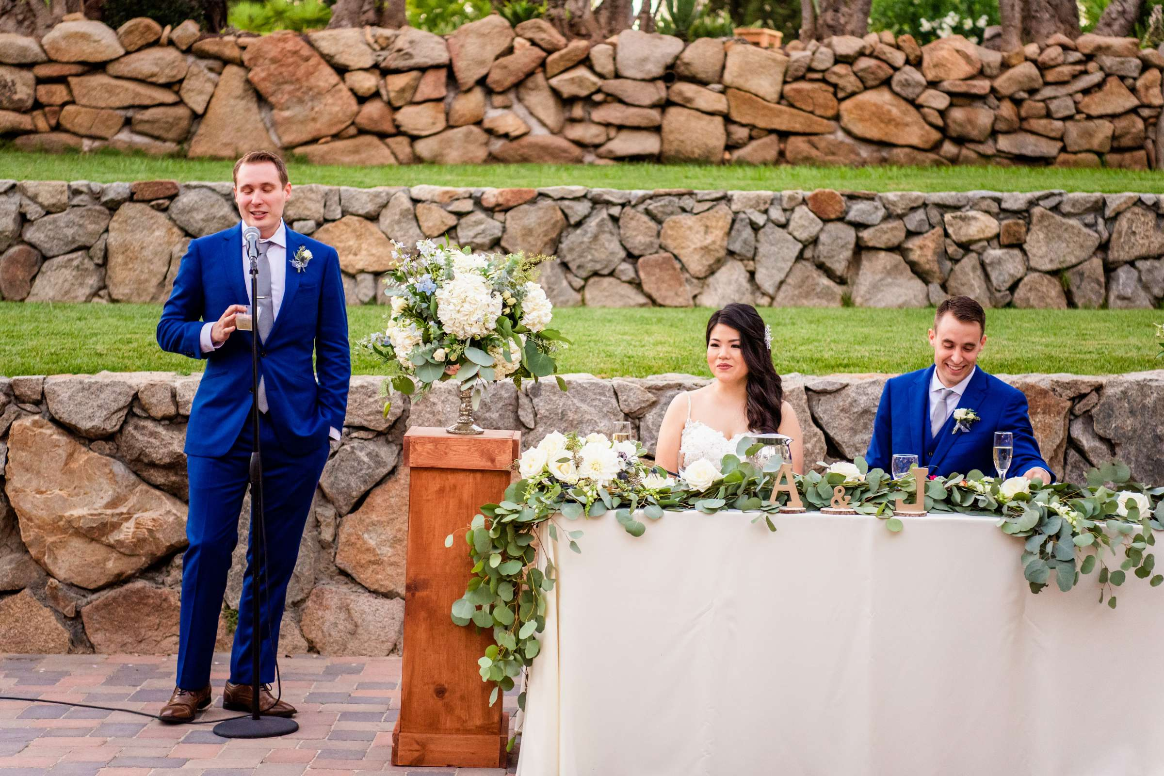 Mt Woodson Castle Wedding coordinated by I Do Weddings, Aya and Jared Wedding Photo #487003 by True Photography